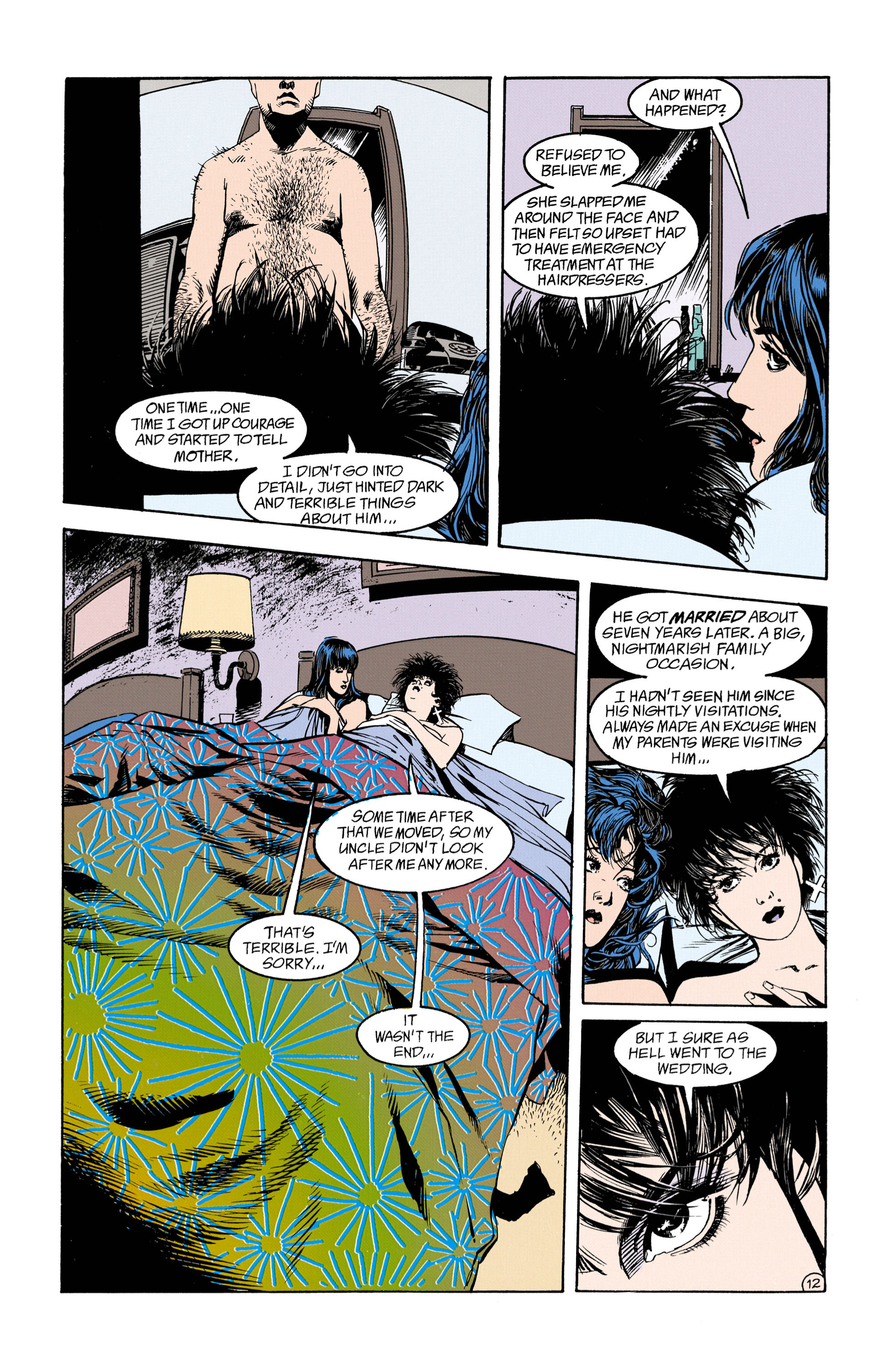 Read online Shade, the Changing Man comic -  Issue #26 - 13