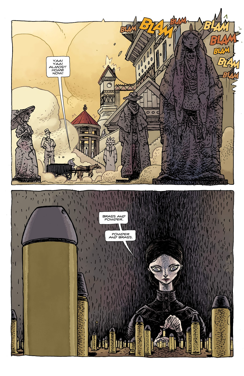 House of Penance 1 Page 4