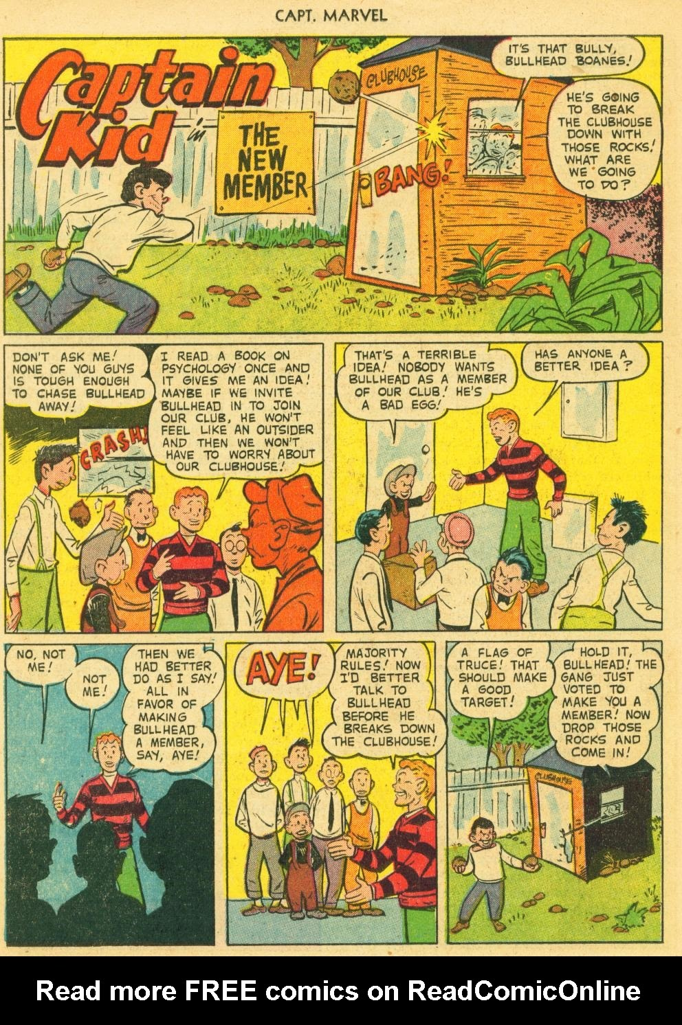 Captain Marvel Adventures issue 133 - Page 14