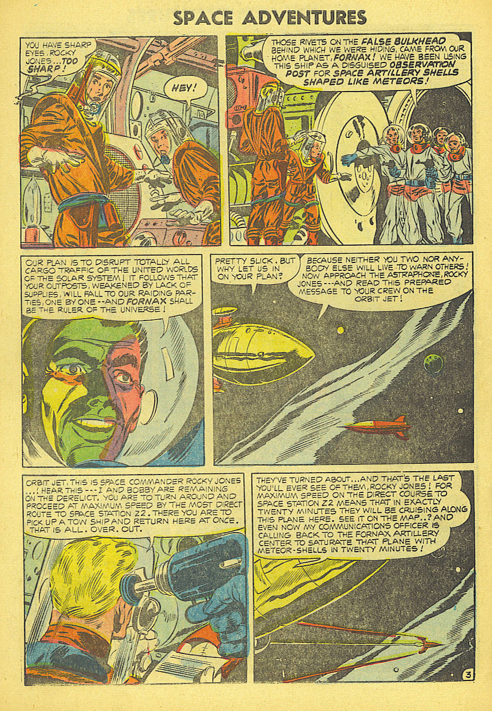 Read online Space Adventures comic -  Issue #15 - 25