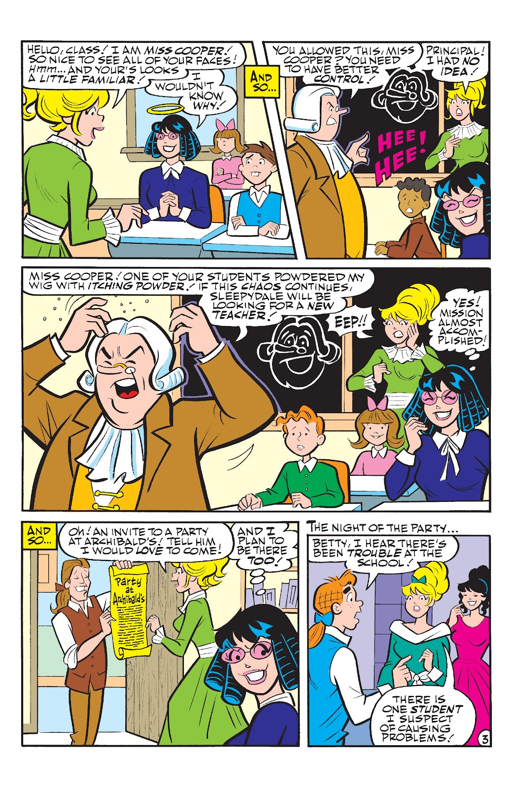 Read online Betty & Veronica Friends Forever: Return To Storybook Land comic -  Issue # Full - 15