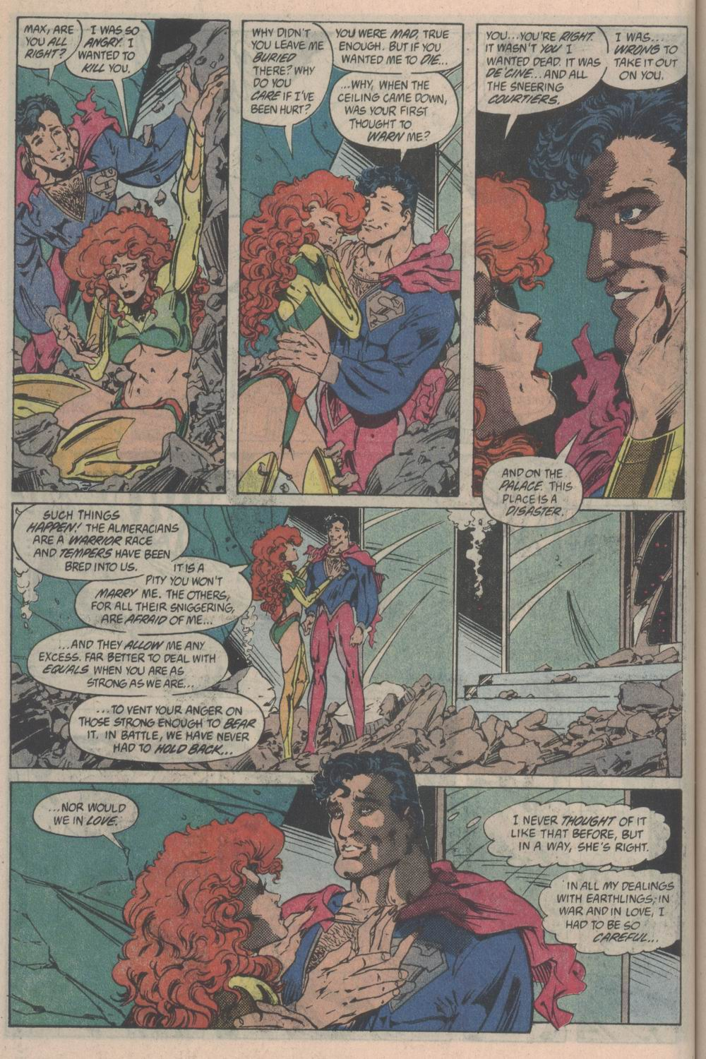 Adventures of Superman (1987) issue _Annual_3 - Page 35