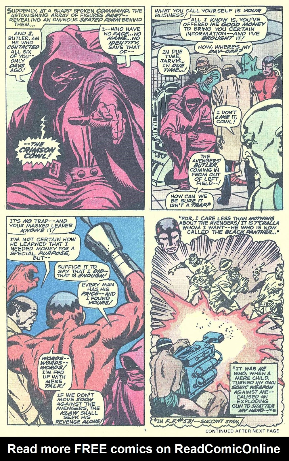 Marvel Triple Action (1972) issue 47 - Page 9