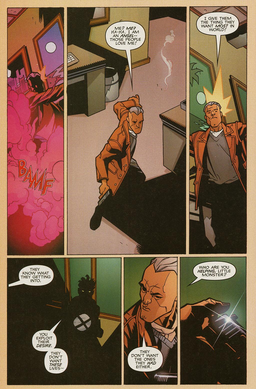 Read online Nightcrawler (2002) comic -  Issue #4 - 17