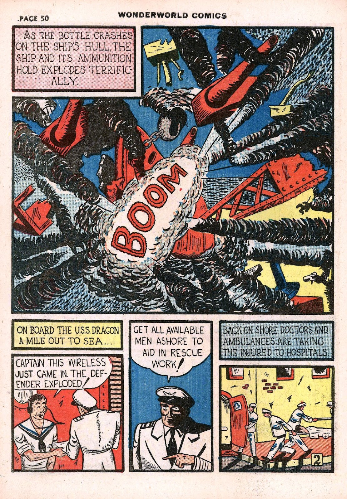 Wonderworld Comics issue 14 - Page 52