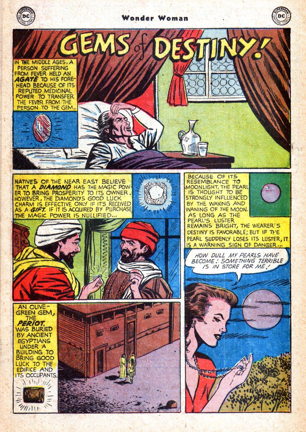 Read online Wonder Woman (1942) comic -  Issue #72 - 24