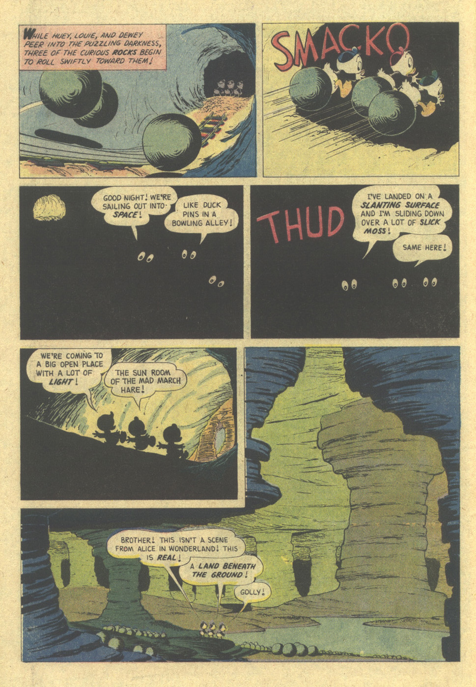 Read online Uncle Scrooge (1953) comic -  Issue #109 - 10