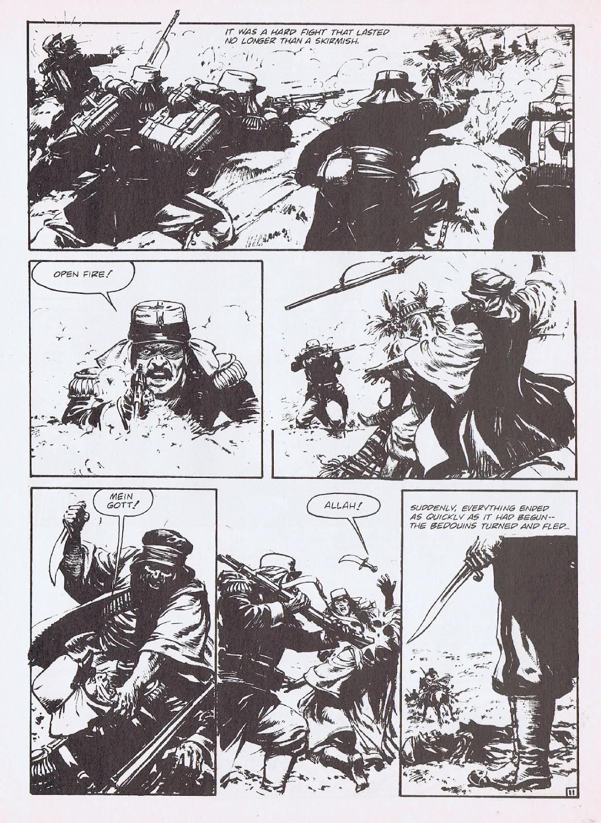 Read online Merchants of Death comic -  Issue #3 - 12