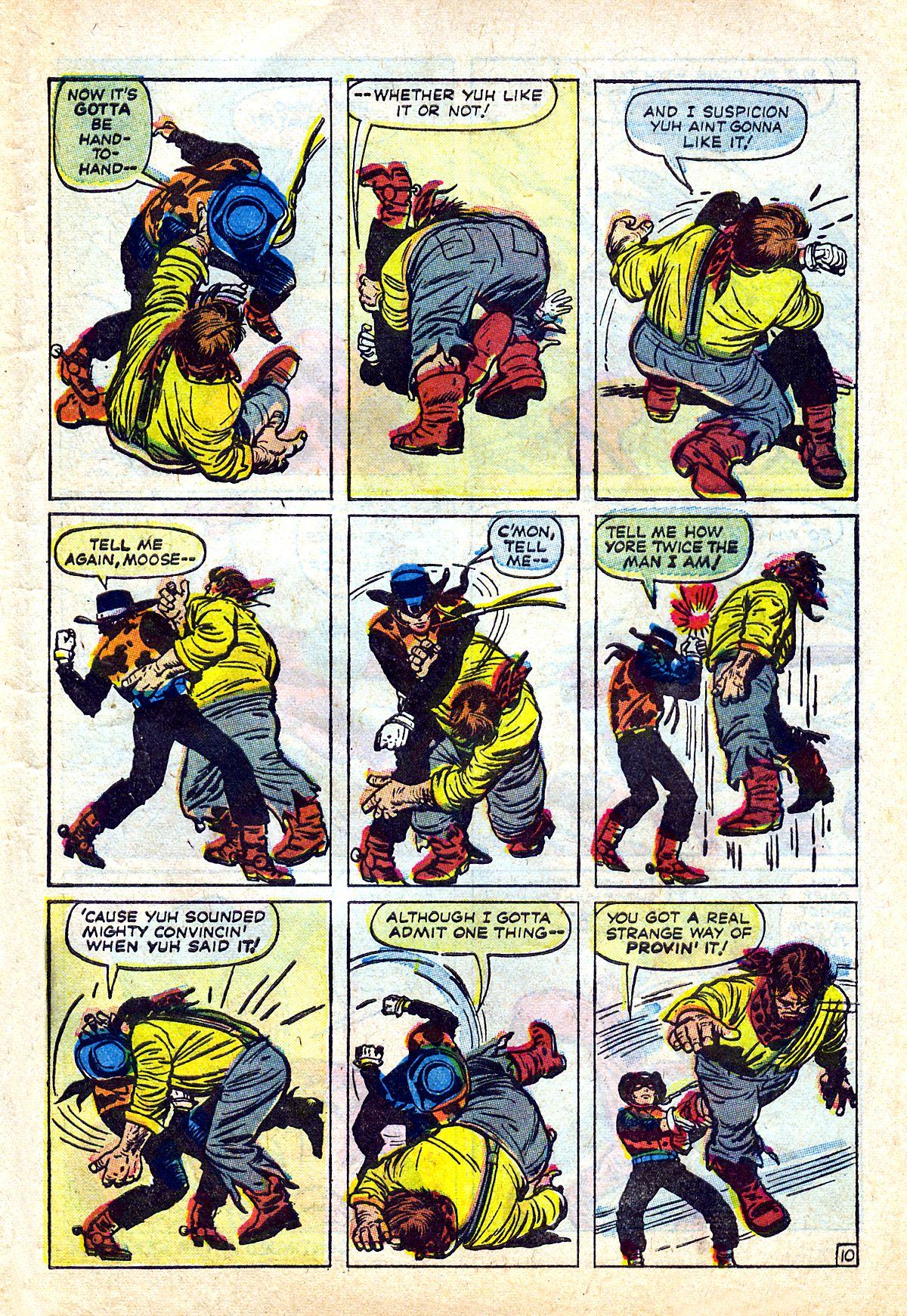 Read online Two-Gun Kid comic -  Issue #90 - 26