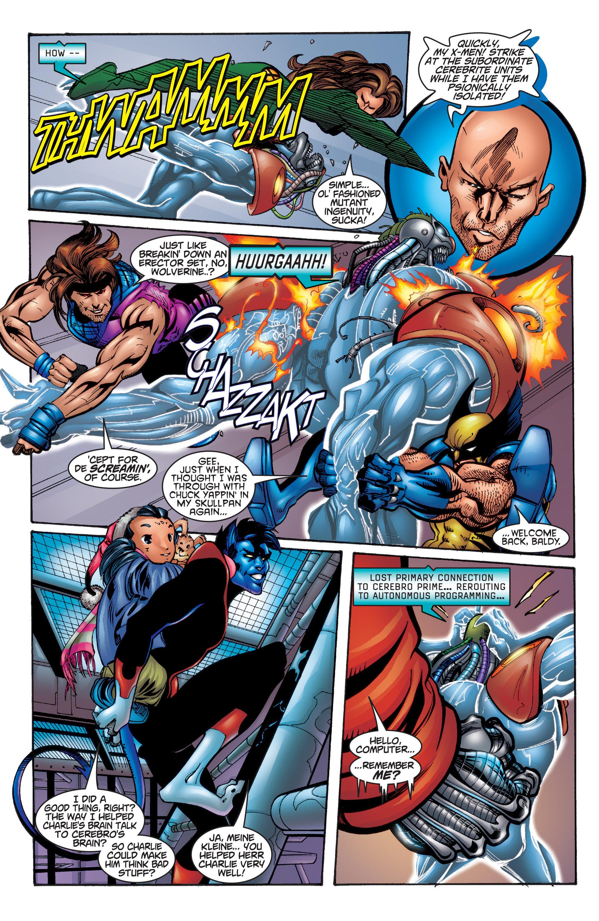 X-Men (1991) 84 Page 15