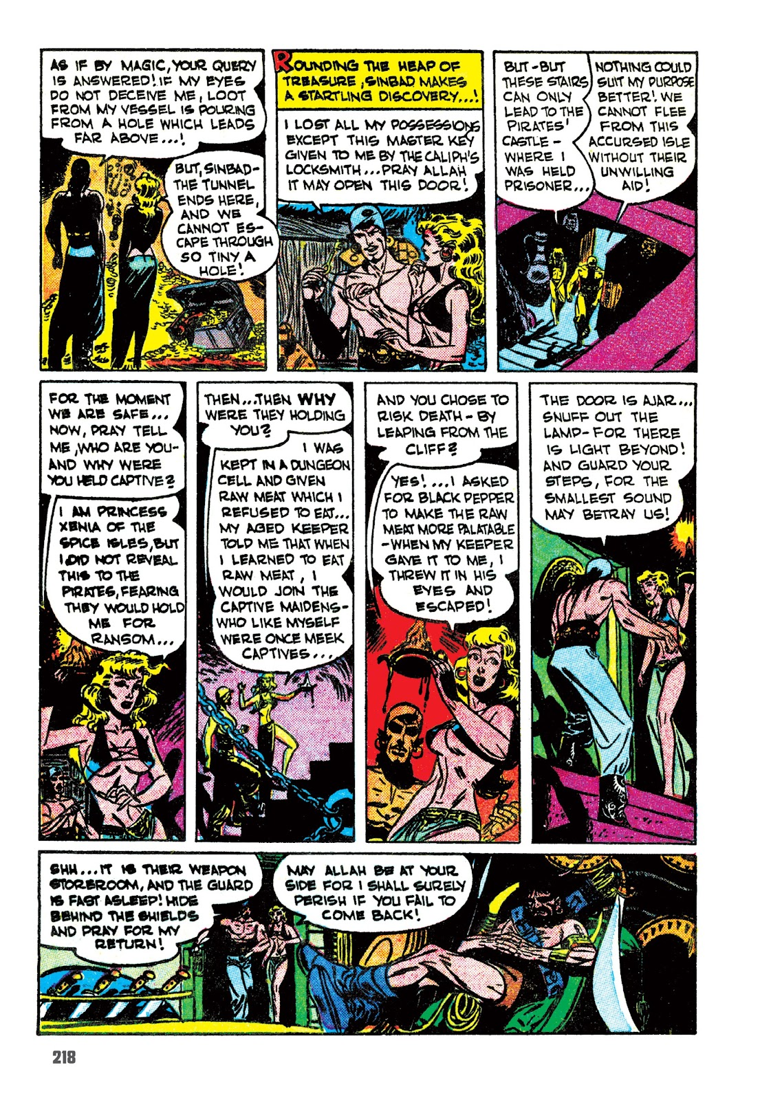 Read online The Joe Kubert Archives comic -  Issue # TPB (Part 3) - 29