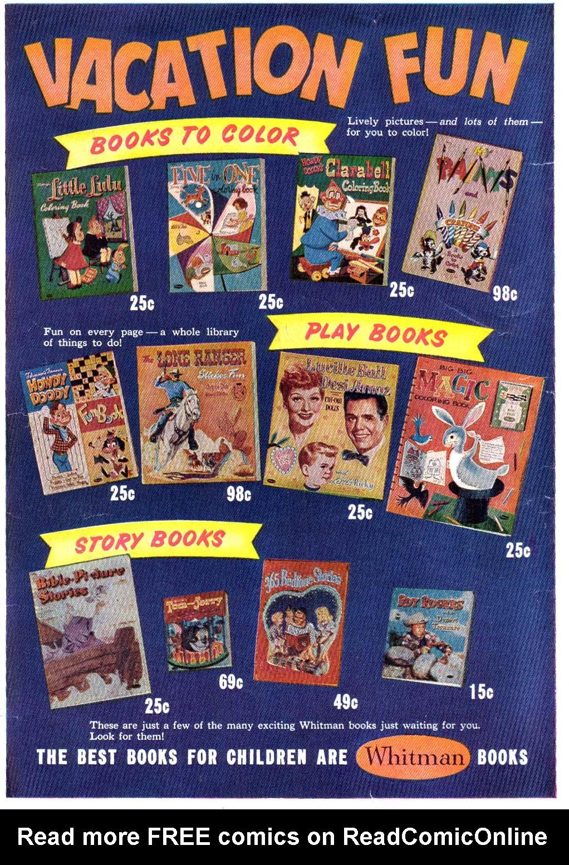 Walt Disneys Comics and Stories 165 Page 2