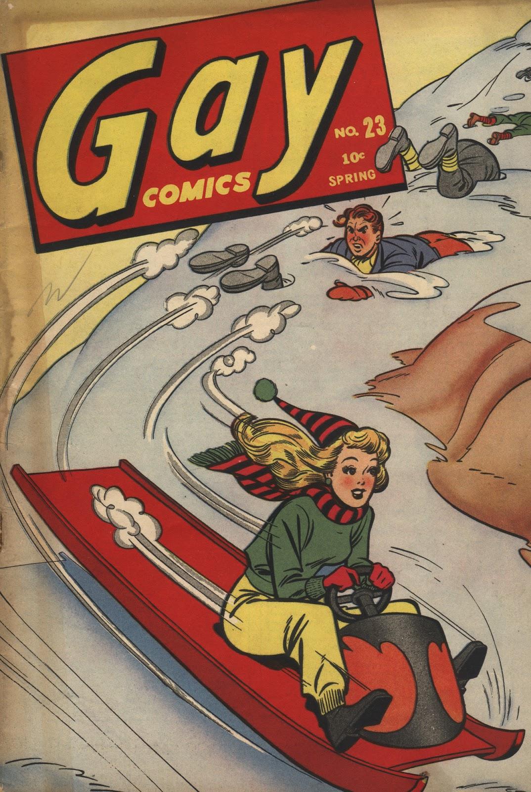 Read online Gay Comics comic -  Issue #23 - 1