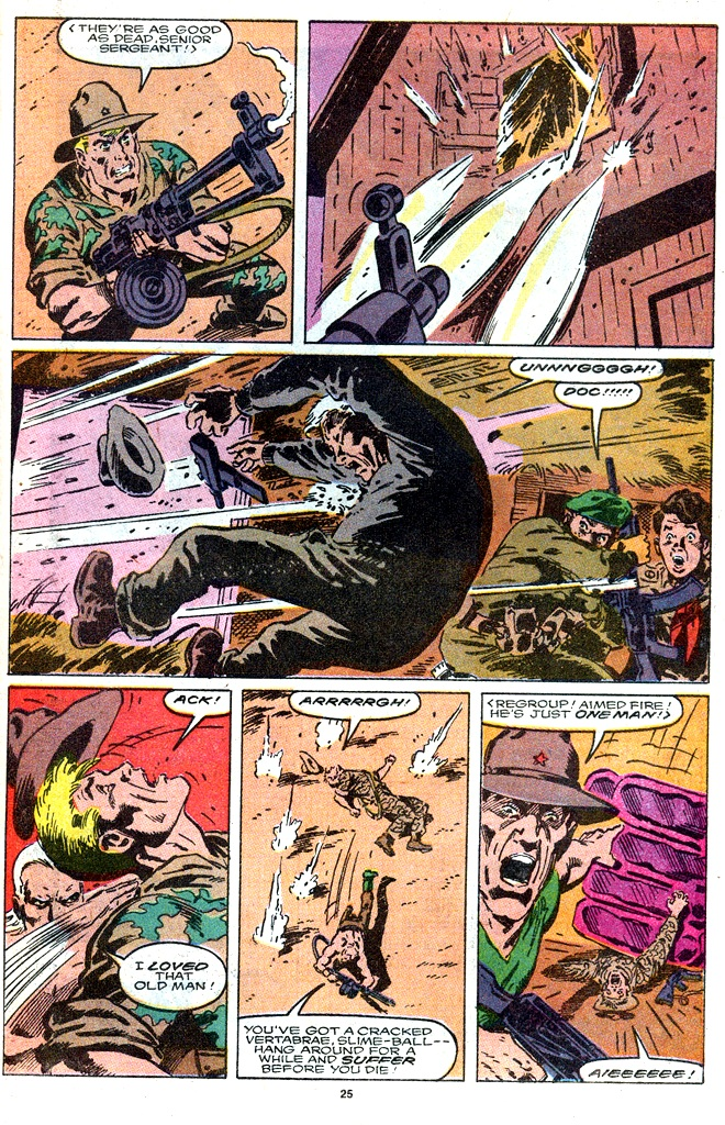 Read online Nth Man the Ultimate Ninja comic -  Issue #6 - 20