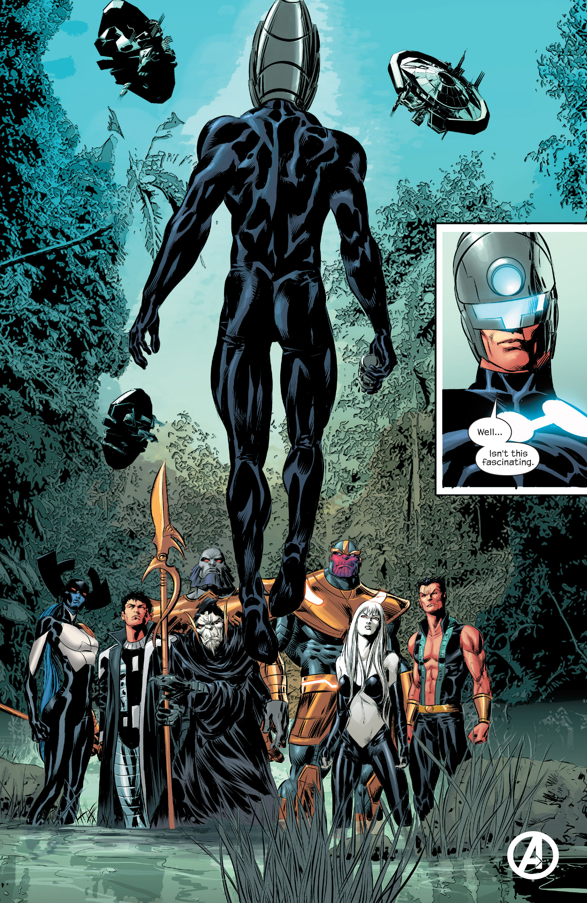 Read online Avengers (2013) comic -  Issue #41 - 24