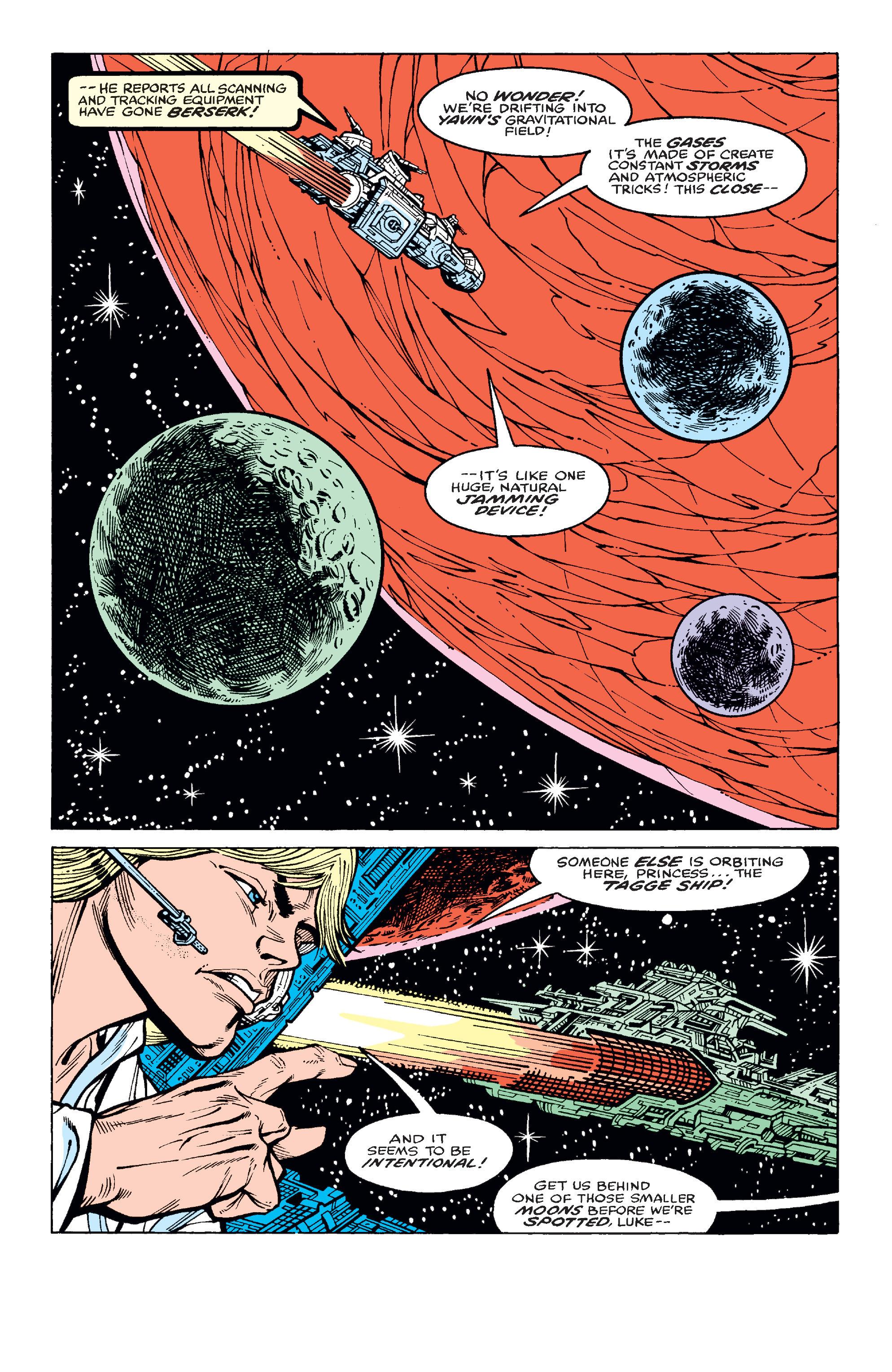 Read online Star Wars Omnibus comic -  Issue # Vol. 13 - 449