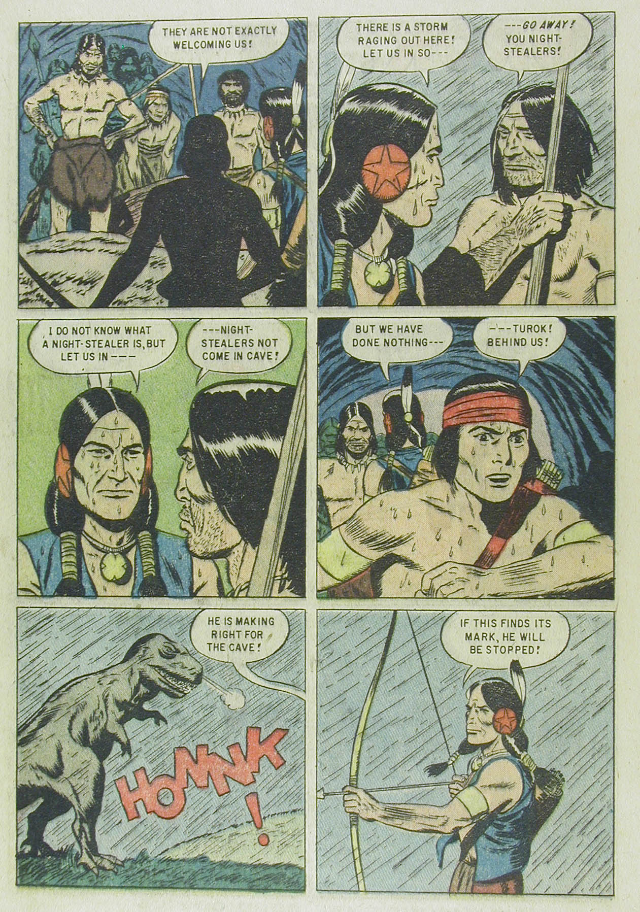 Read online Turok, Son of Stone comic -  Issue #13 - 4
