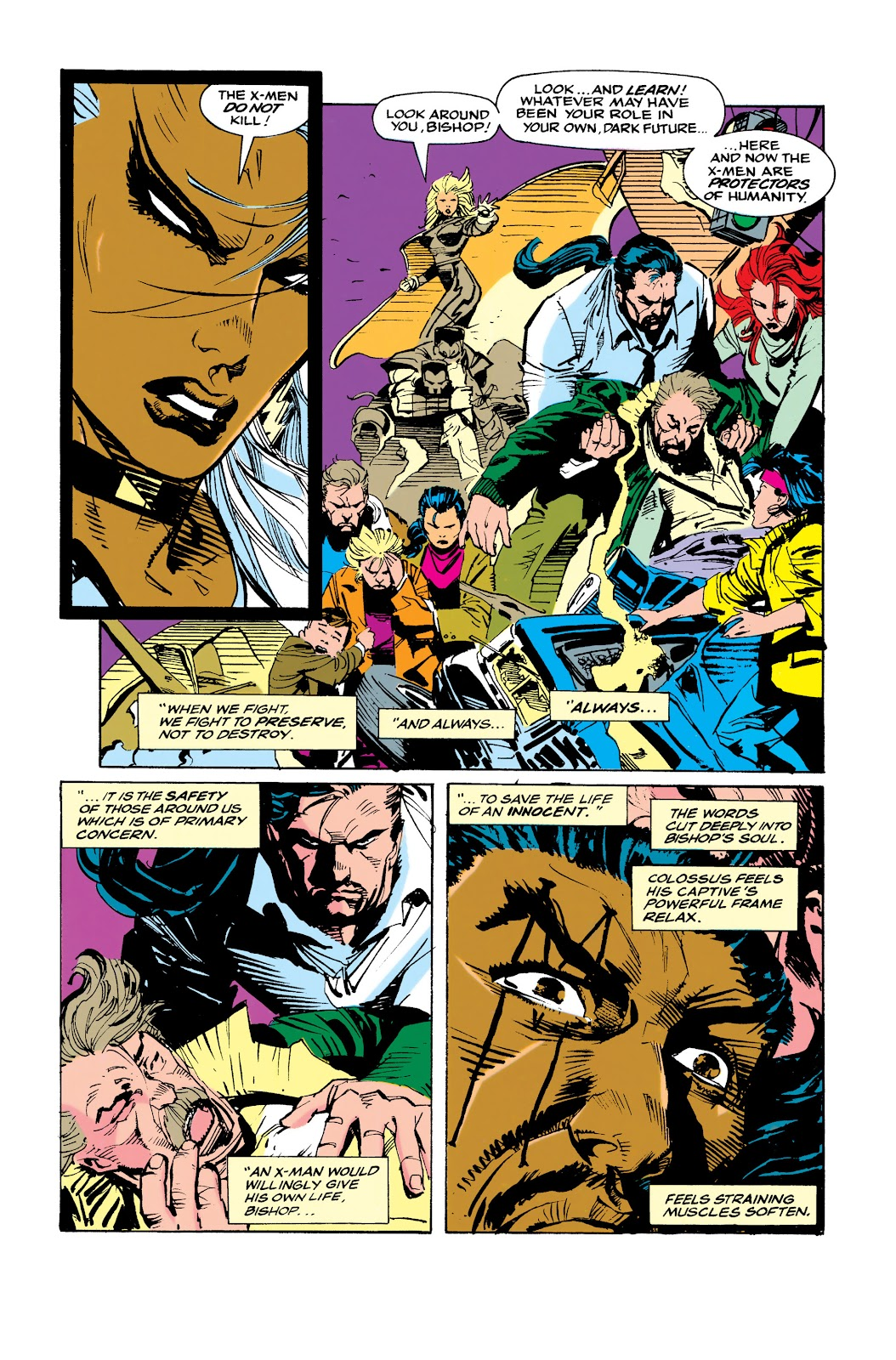 Uncanny X-Men (1963) issue 288 - Page 17
