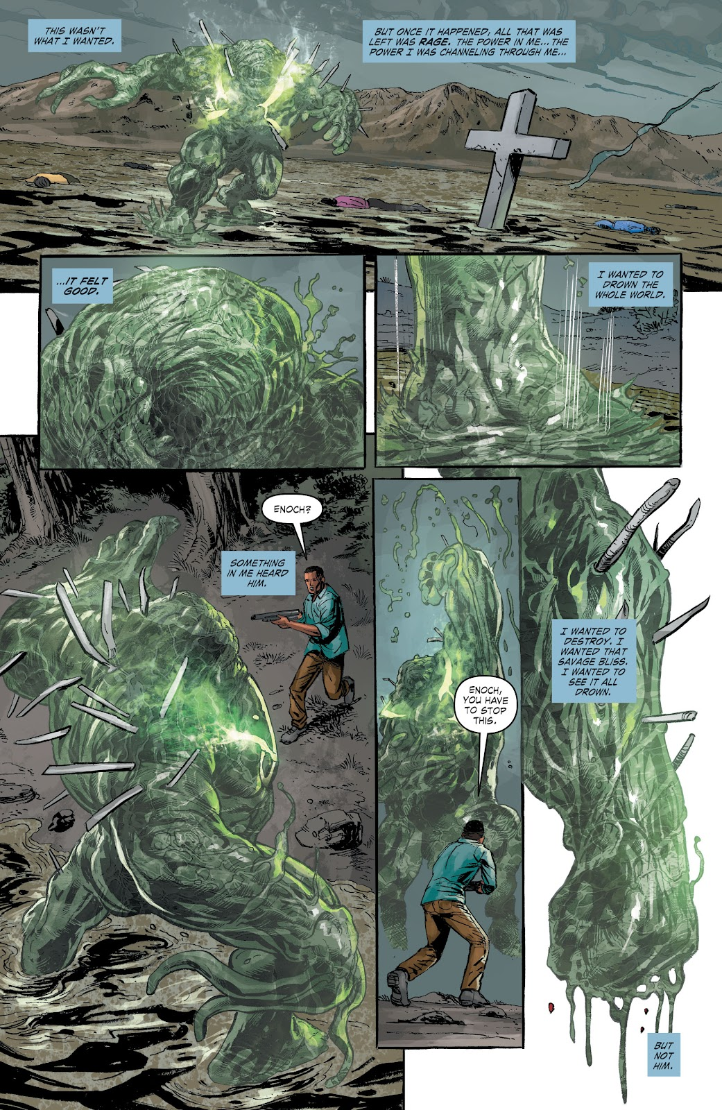 Read online The Curse of Brimstone: Ashes comic -  Issue # TPB (Part 1) - 75