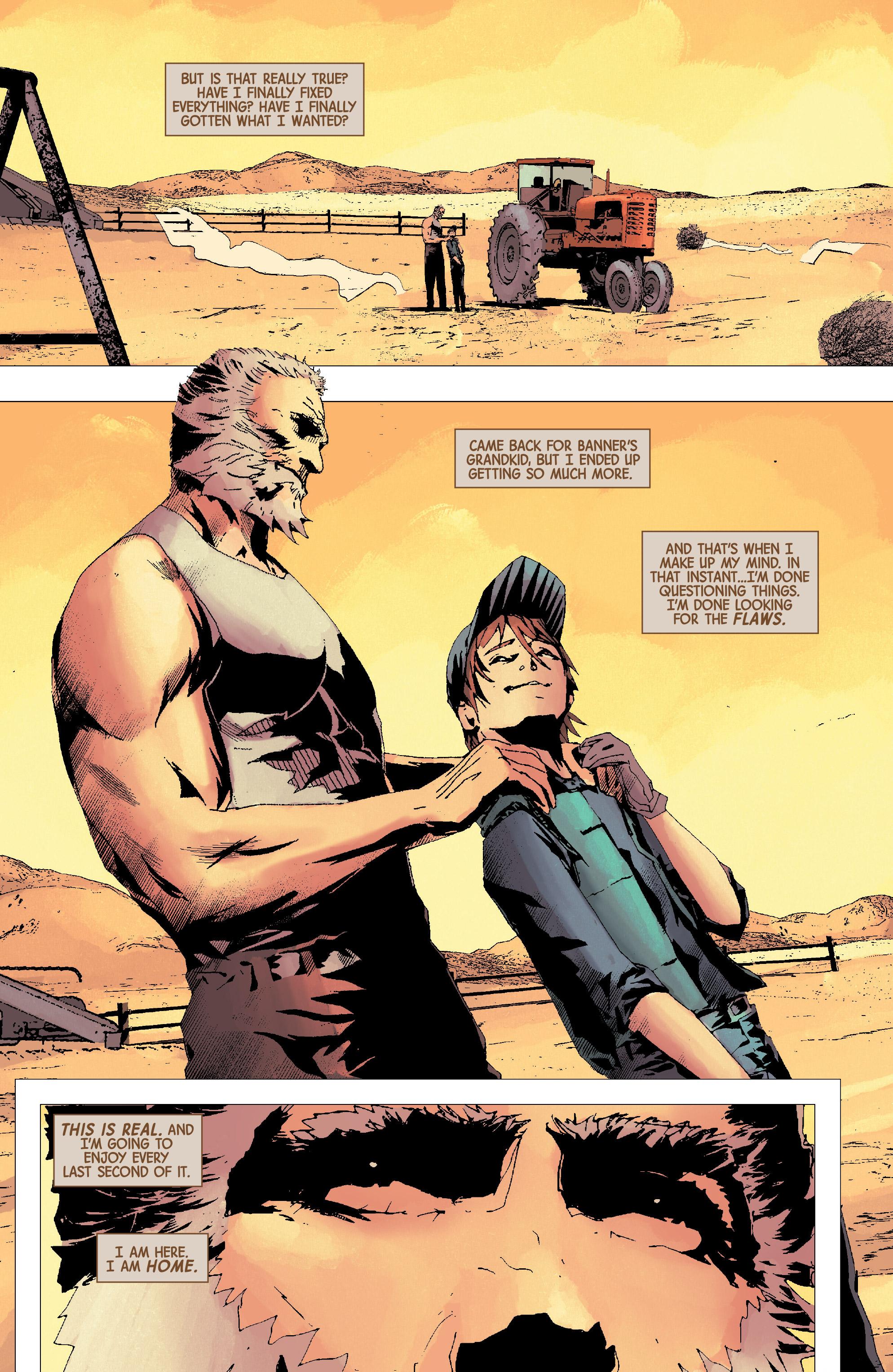 Read online Old Man Logan (2016) comic -  Issue #24 - 6