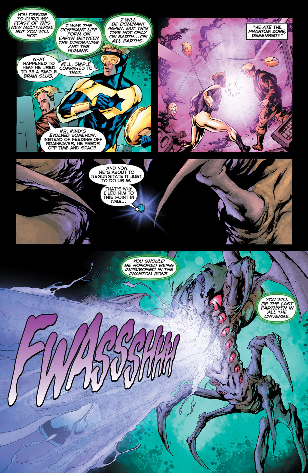 Read online 52 comic -  Issue #52 - 8