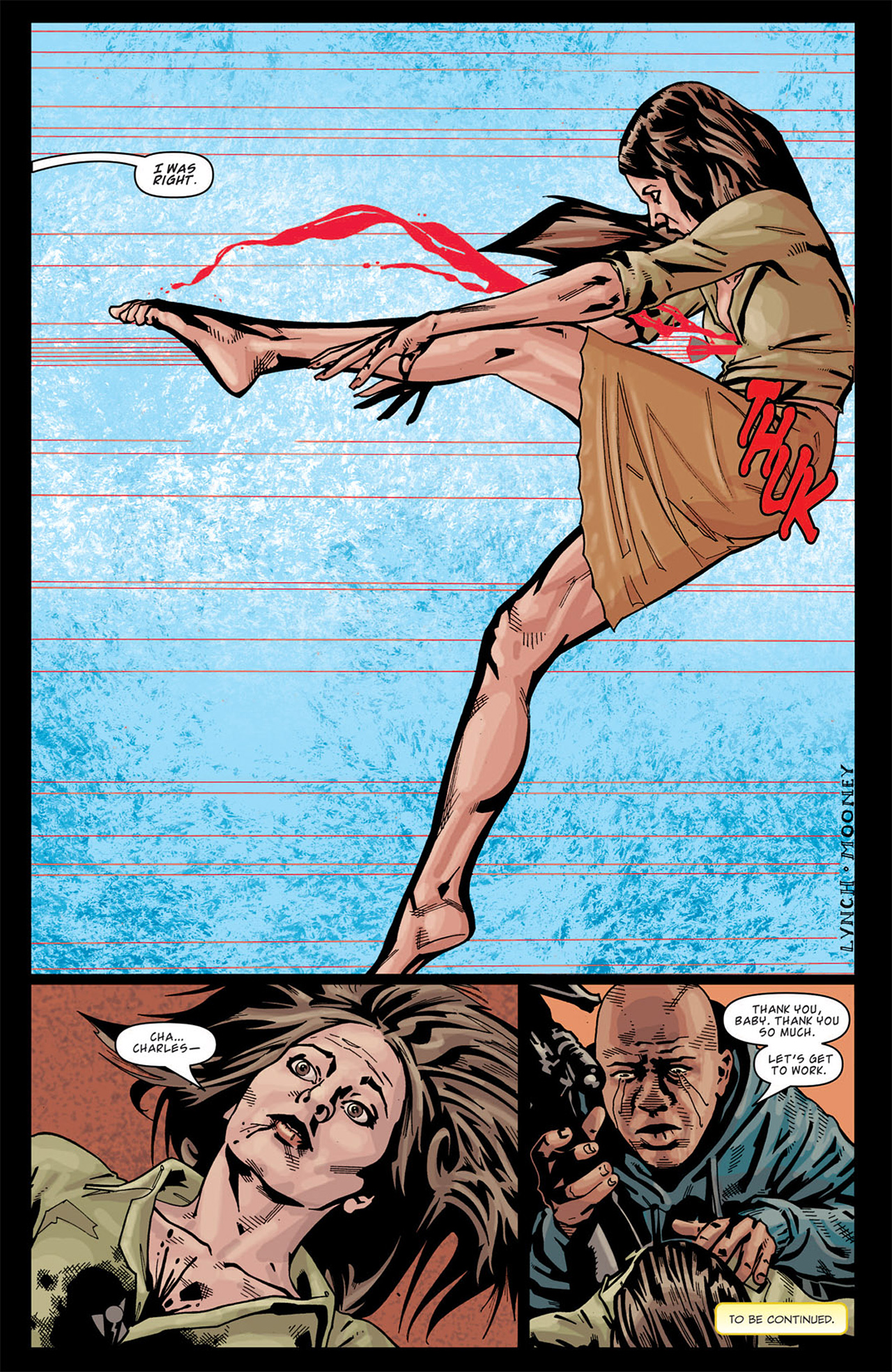 Read online Angel: After The Fall comic -  Issue #13 - 24