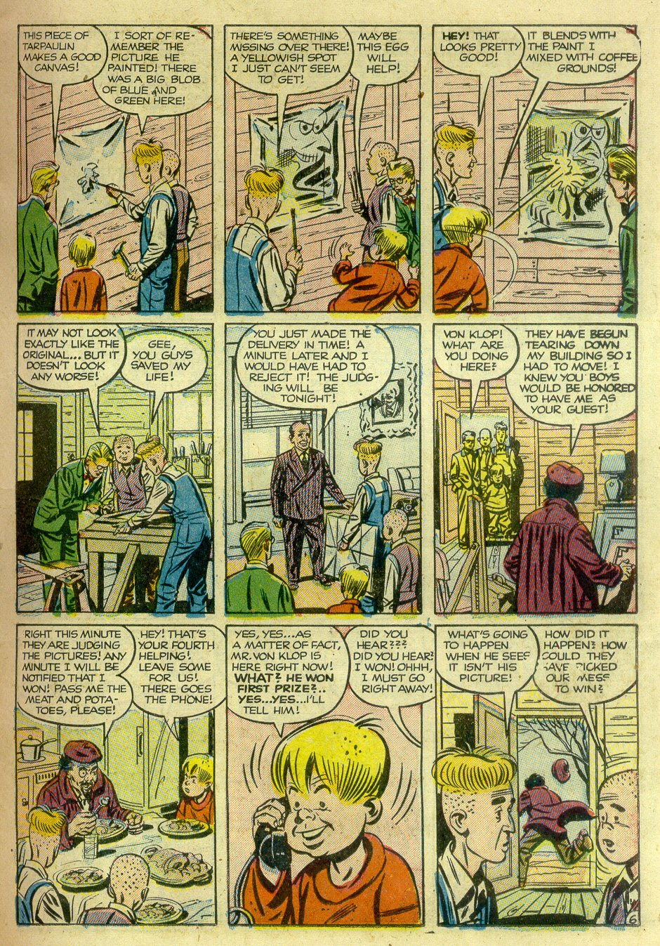 Daredevil (1941) issue 108 - Page 15