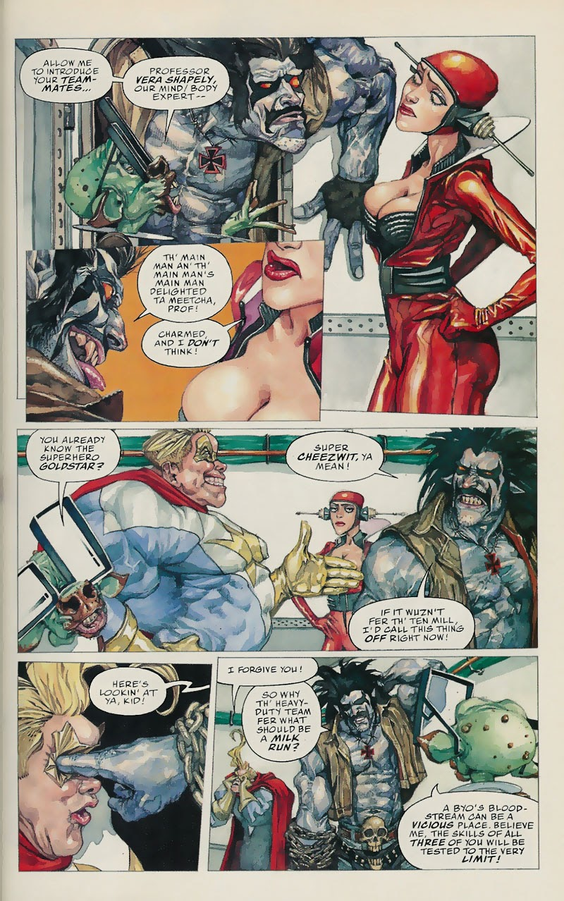Lobo: Fragtastic Voyage issue Full - Page 10