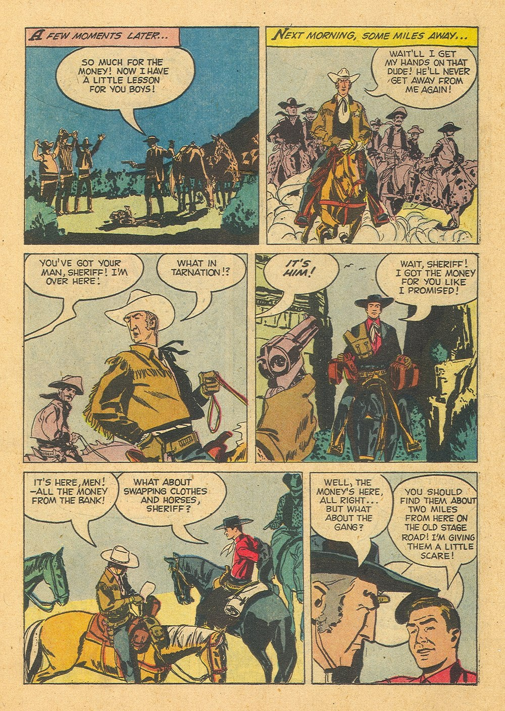 Four Color Comics issue 776 - Page 18