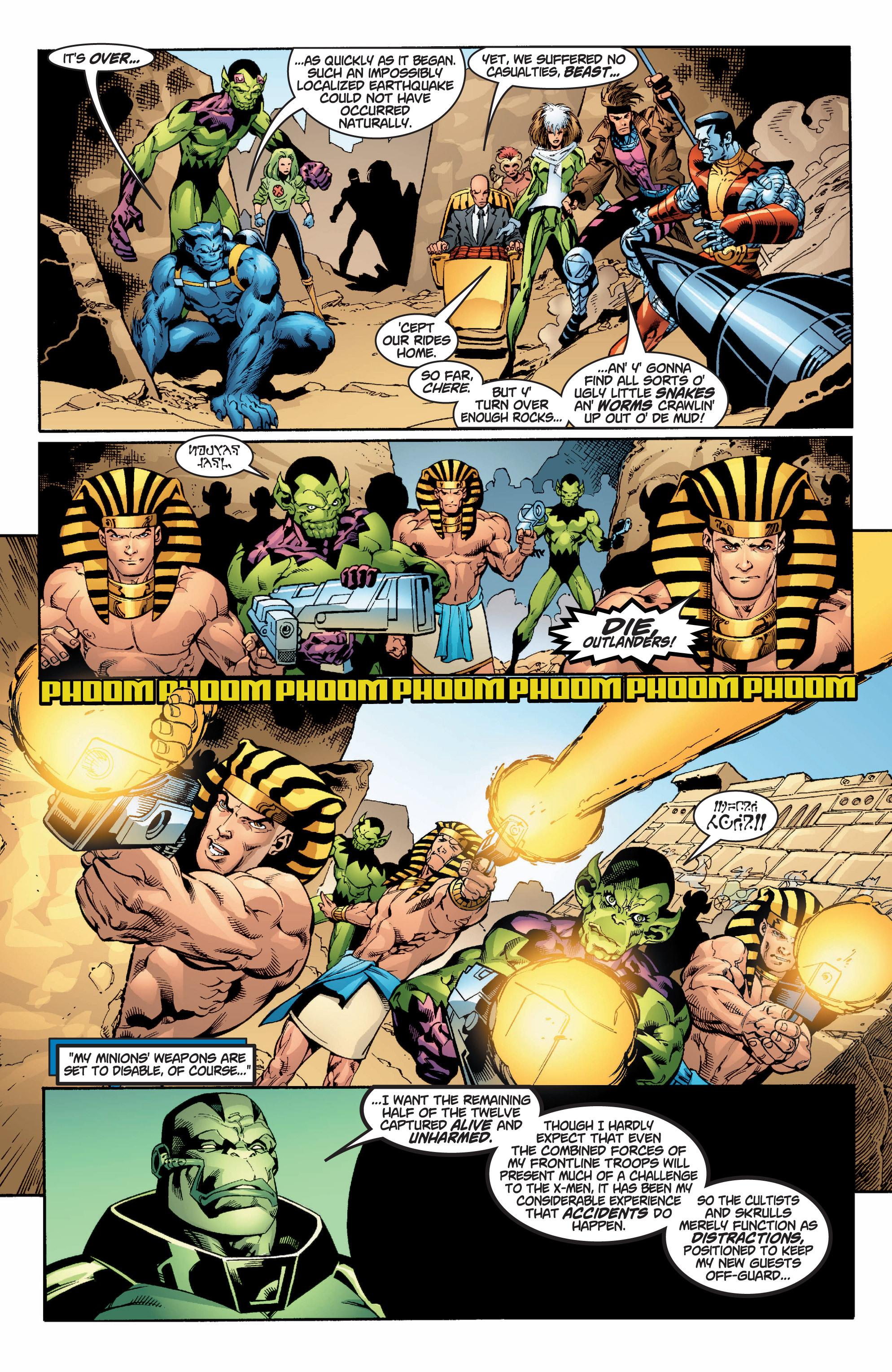 Read online Uncanny X-Men (1963) comic -  Issue #377 - 5