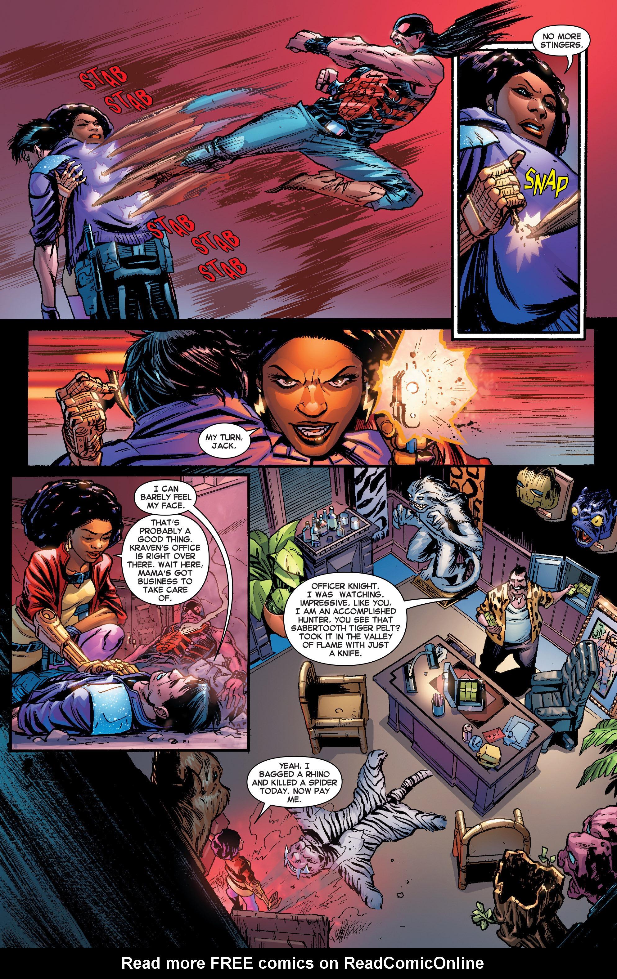 Read online Secret Wars Journal comic -  Issue #2 - 11