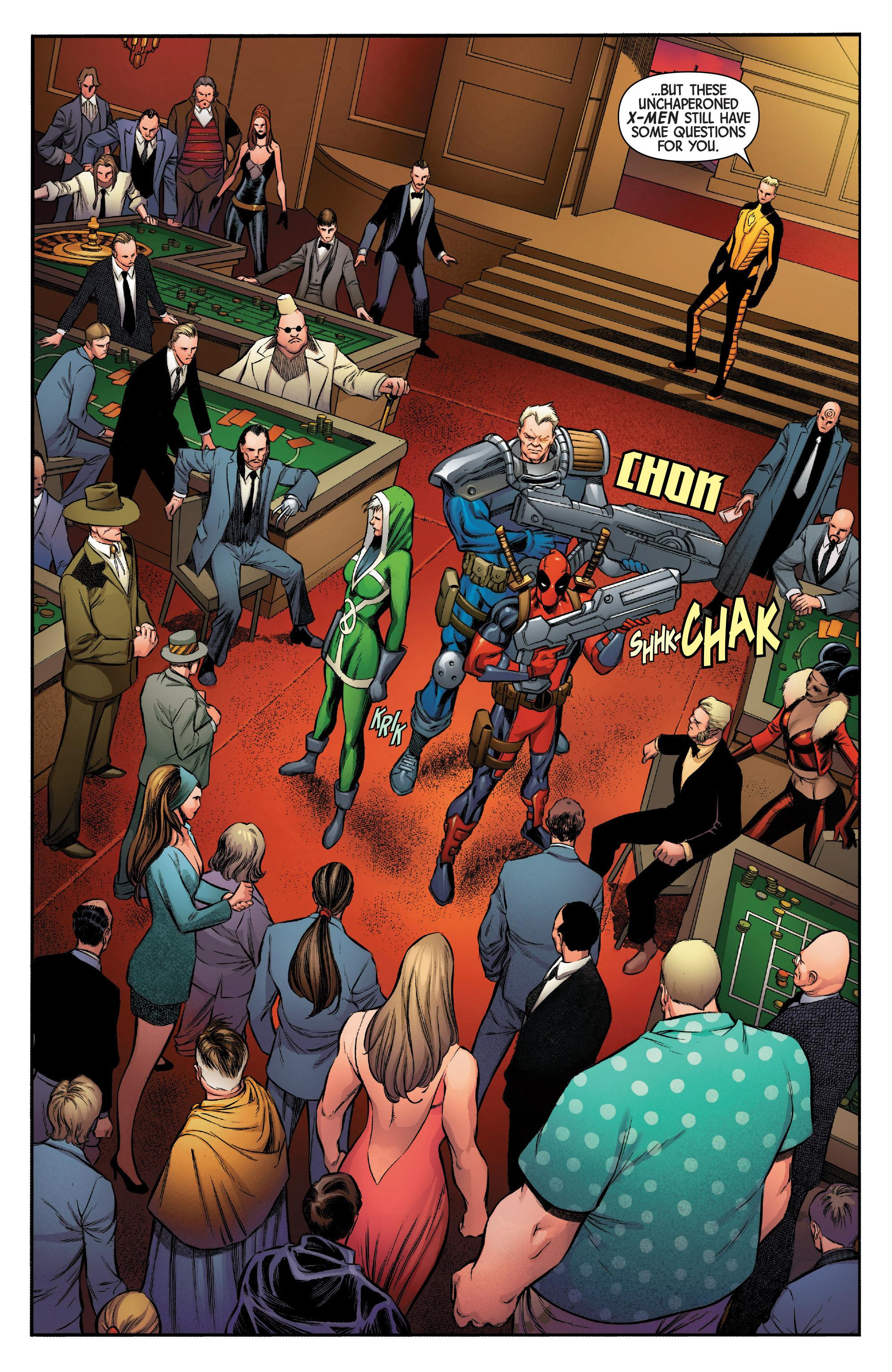 Read online Uncanny Avengers [II] comic -  Issue #5 - 6
