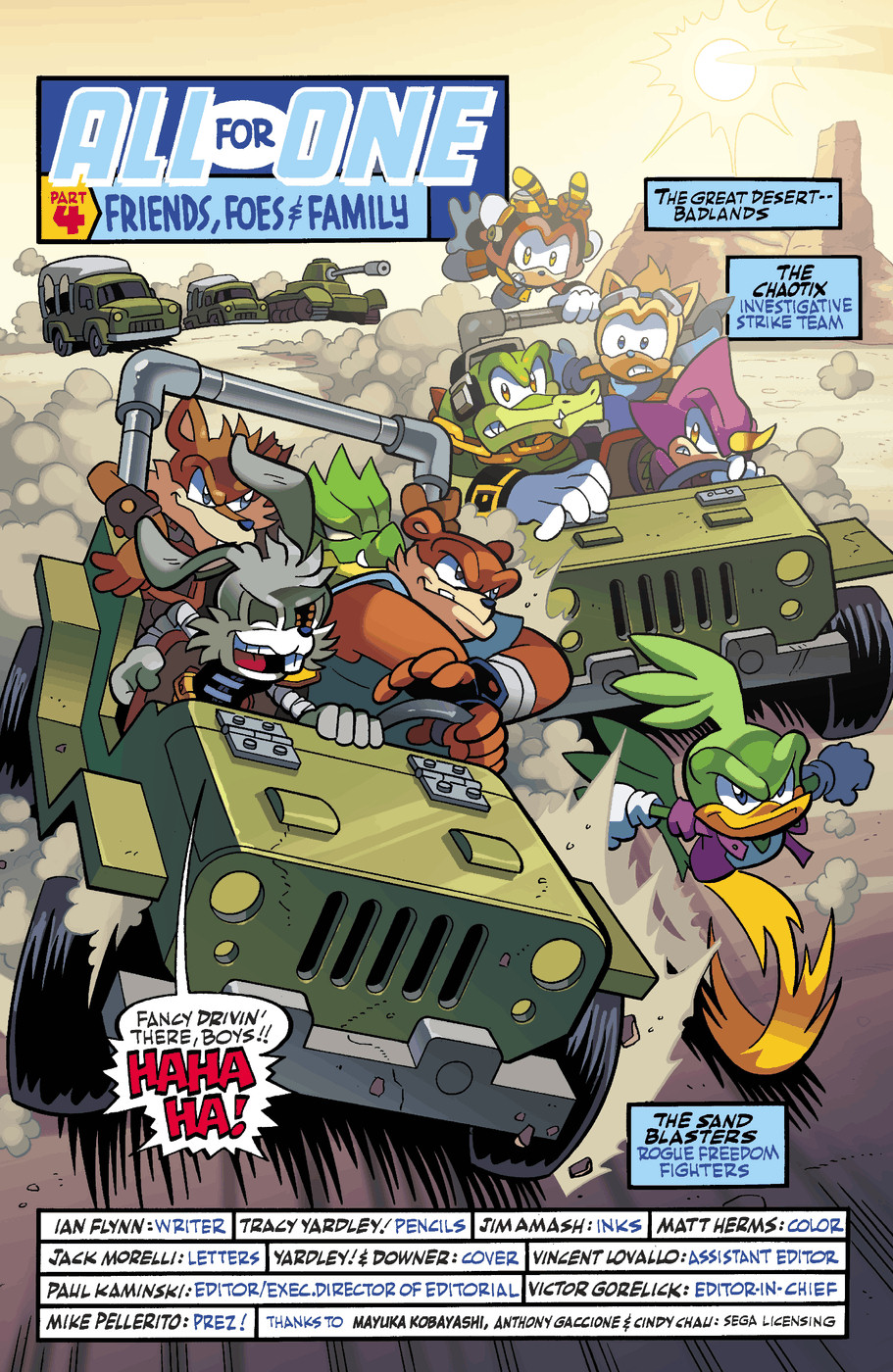 Read online Sonic Universe comic -  Issue #49 - 3