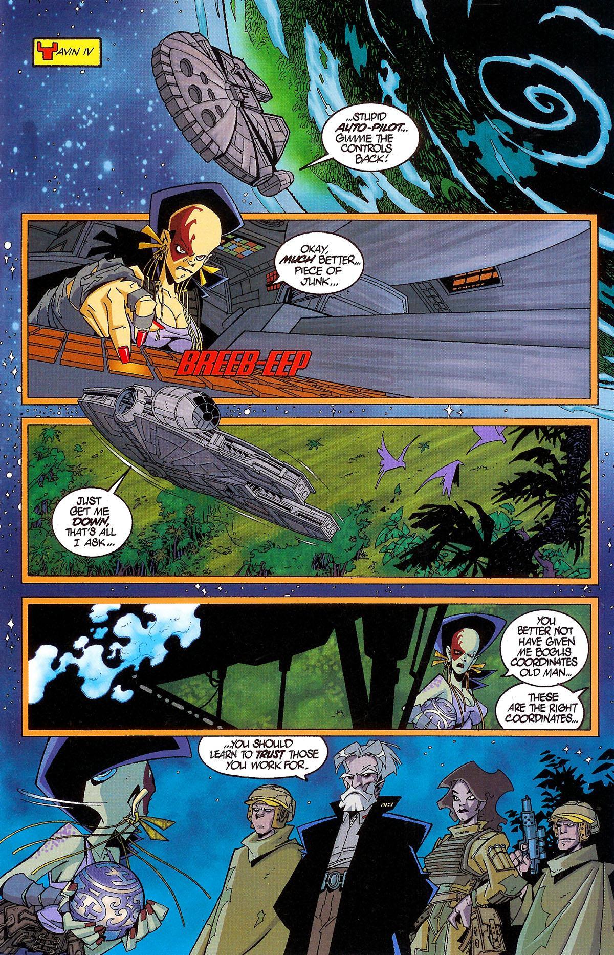 Read online Star Wars Omnibus comic -  Issue # Vol. 12 - 194