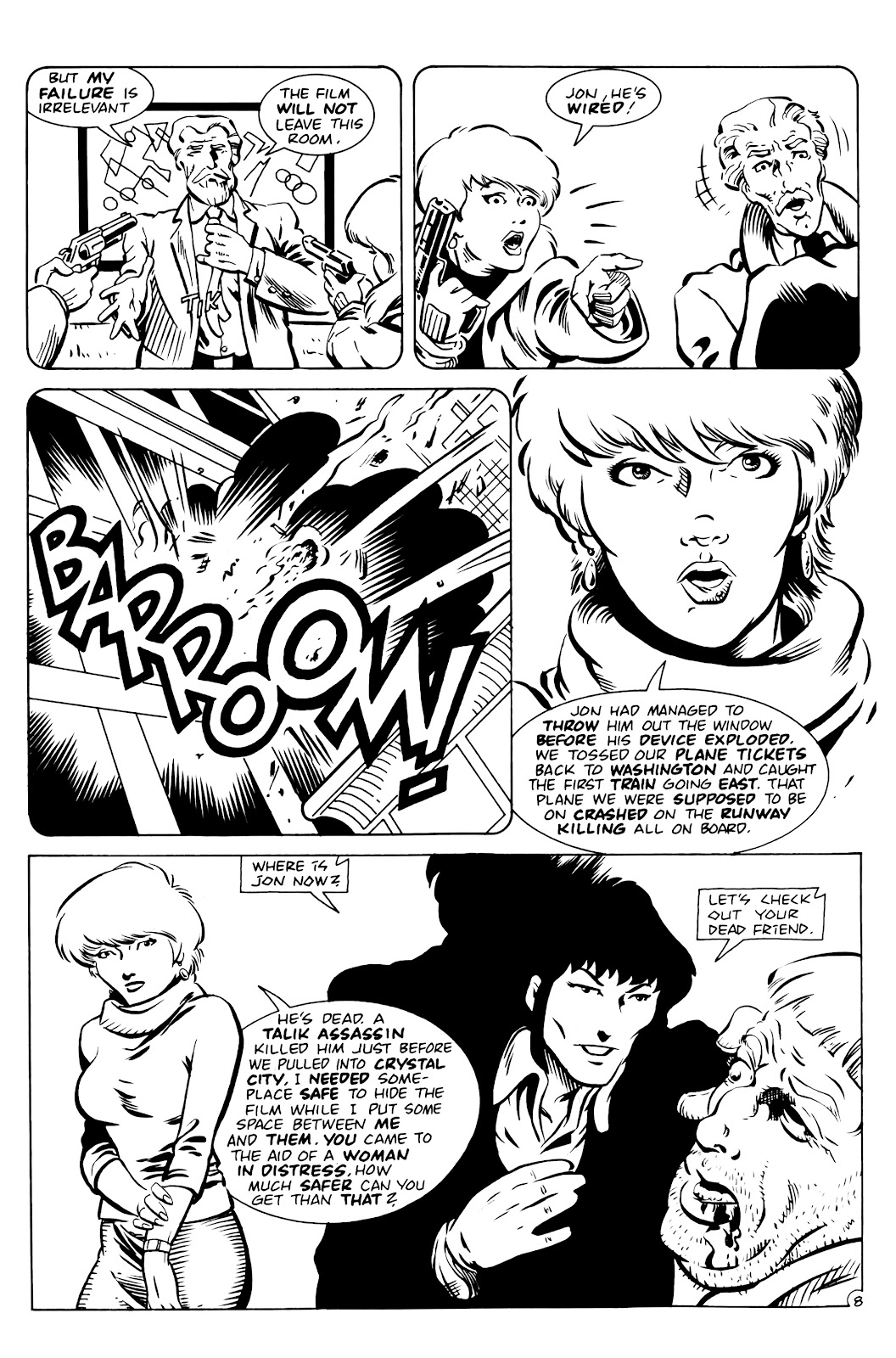 Eagle issue 14 - Page 10