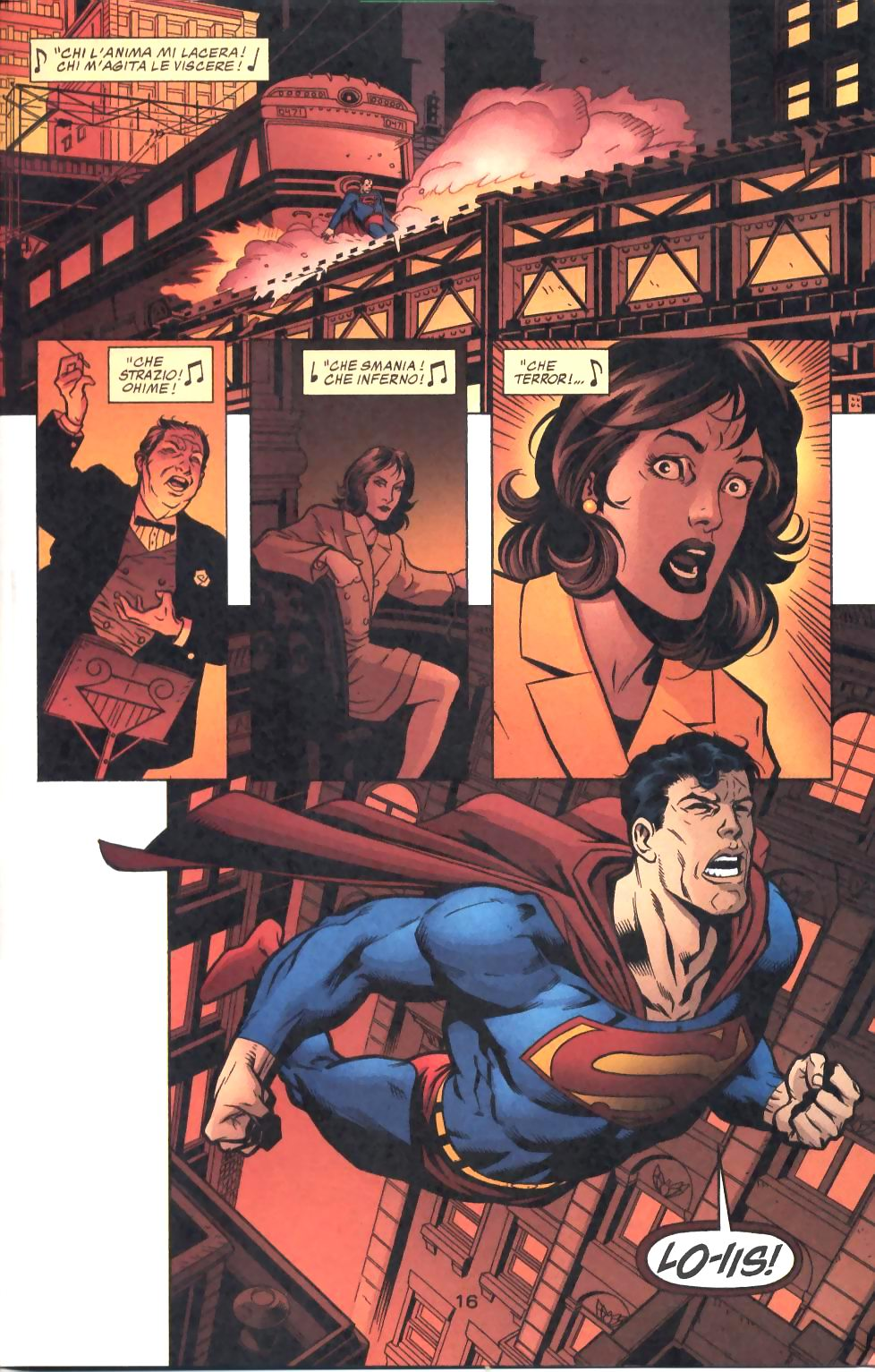 Read online Adventures of Superman (1987) comic -  Issue #575 - 17