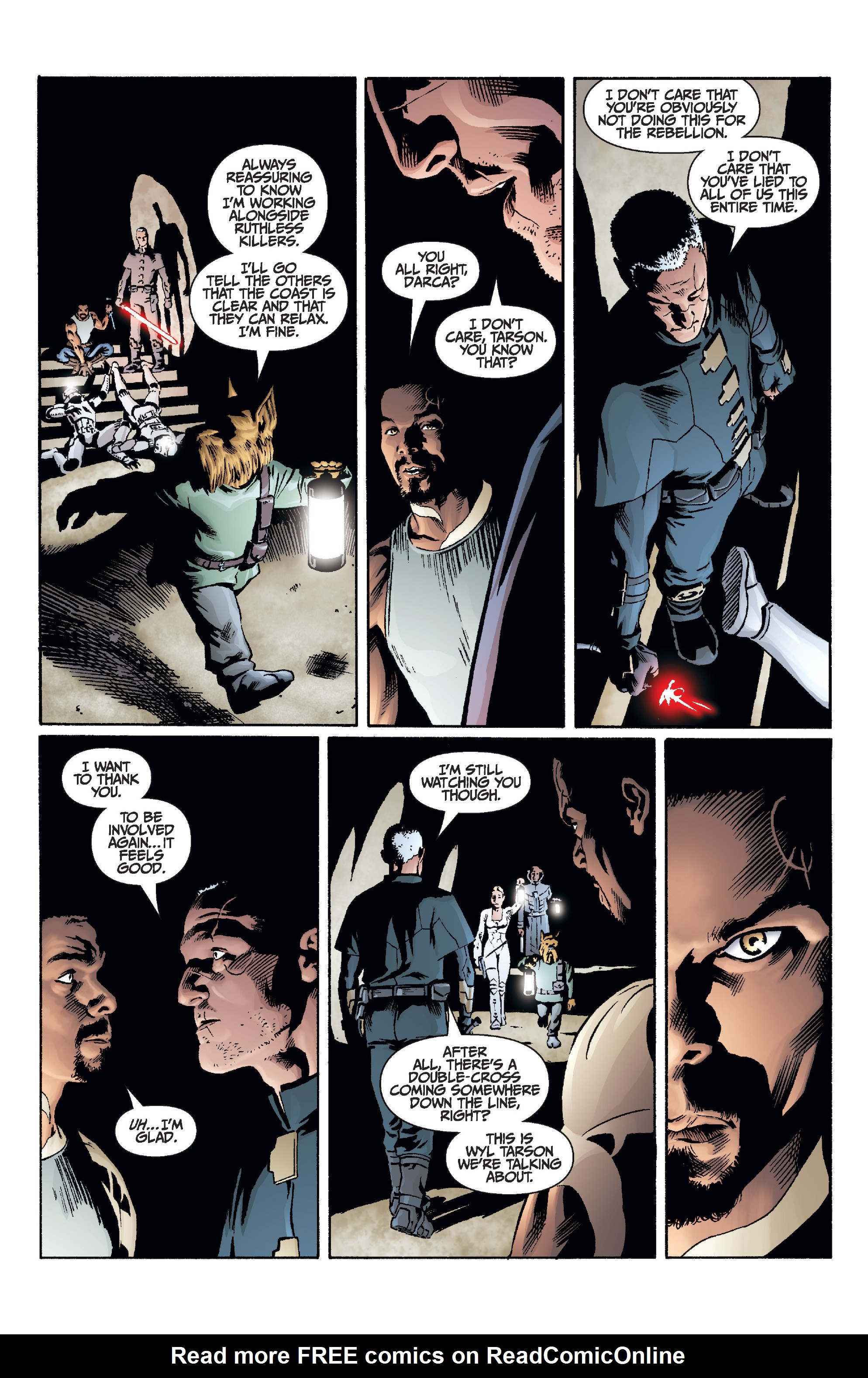 Read online Star Wars Omnibus comic -  Issue # Vol. 20 - 258