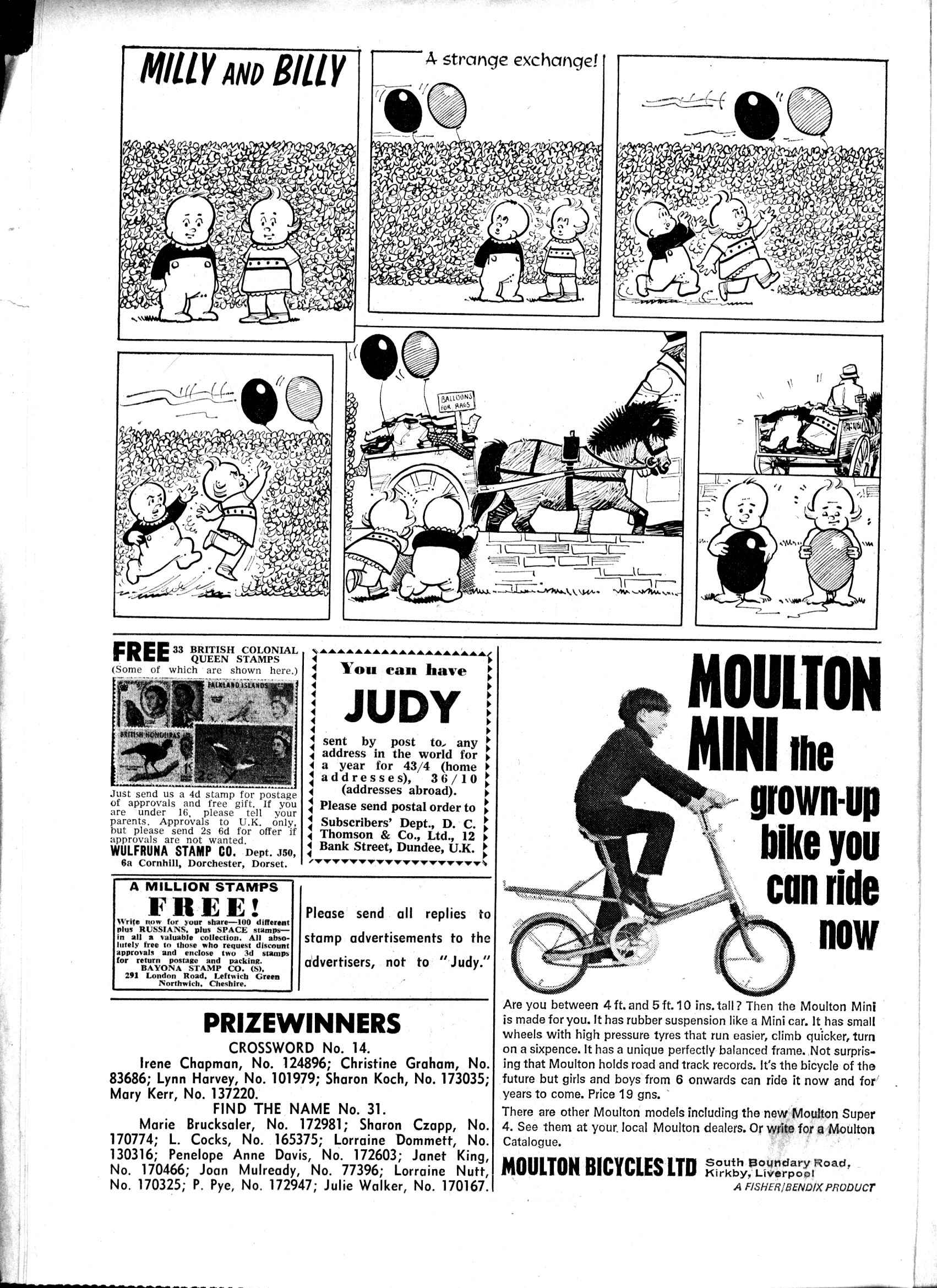 Read online Judy comic -  Issue #382 - 8