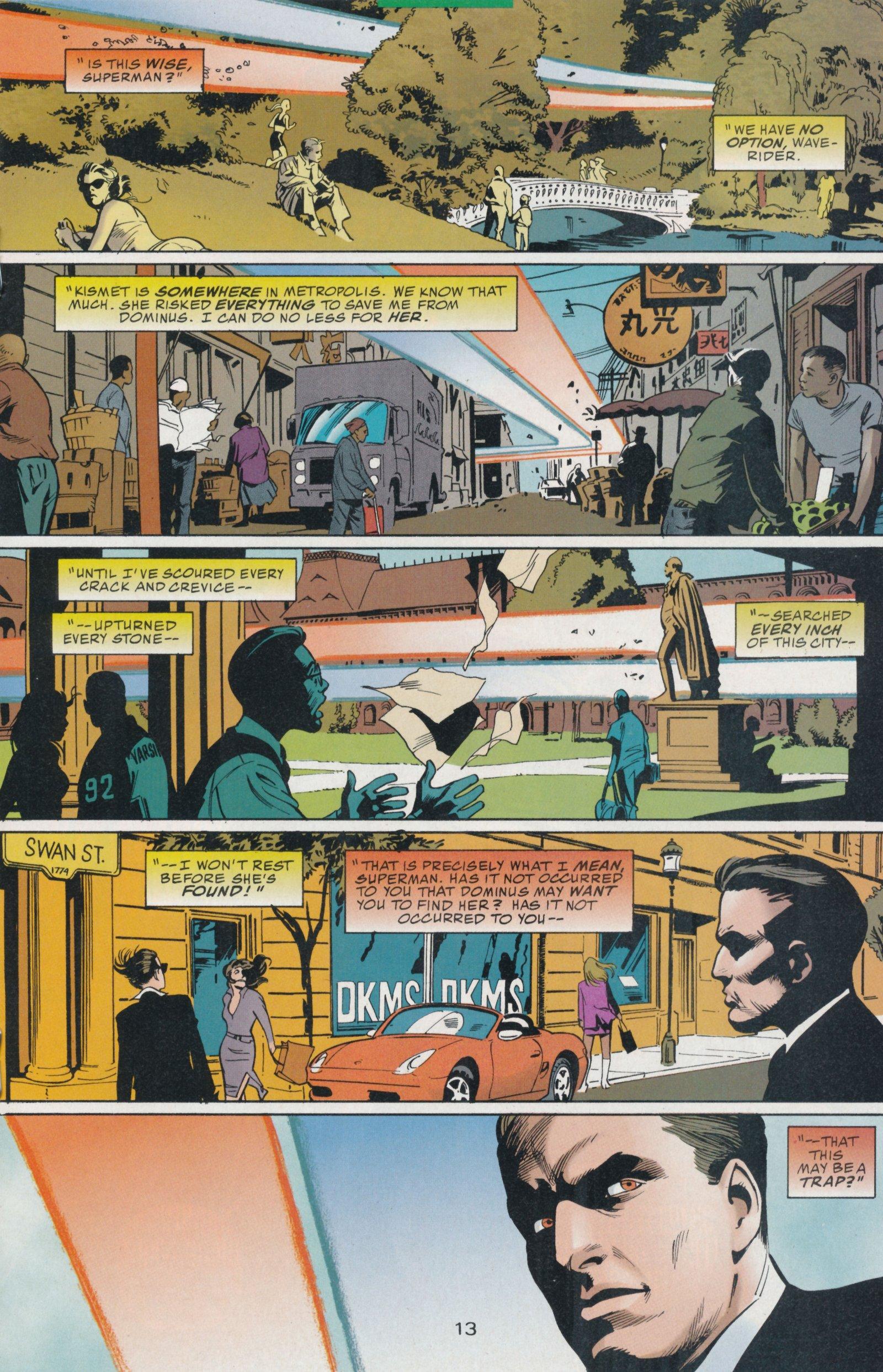Action Comics (1938) 748 Page 19