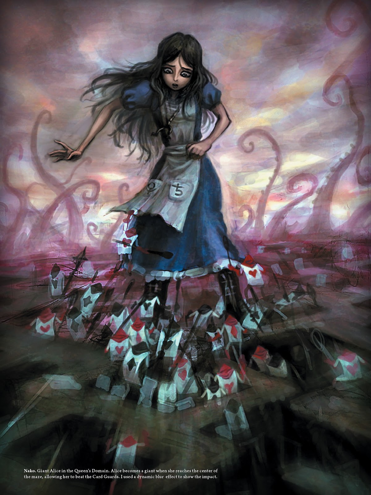 Read online The Art of Alice: Madness Returns comic -  Issue # TPB (Part 1) - 65