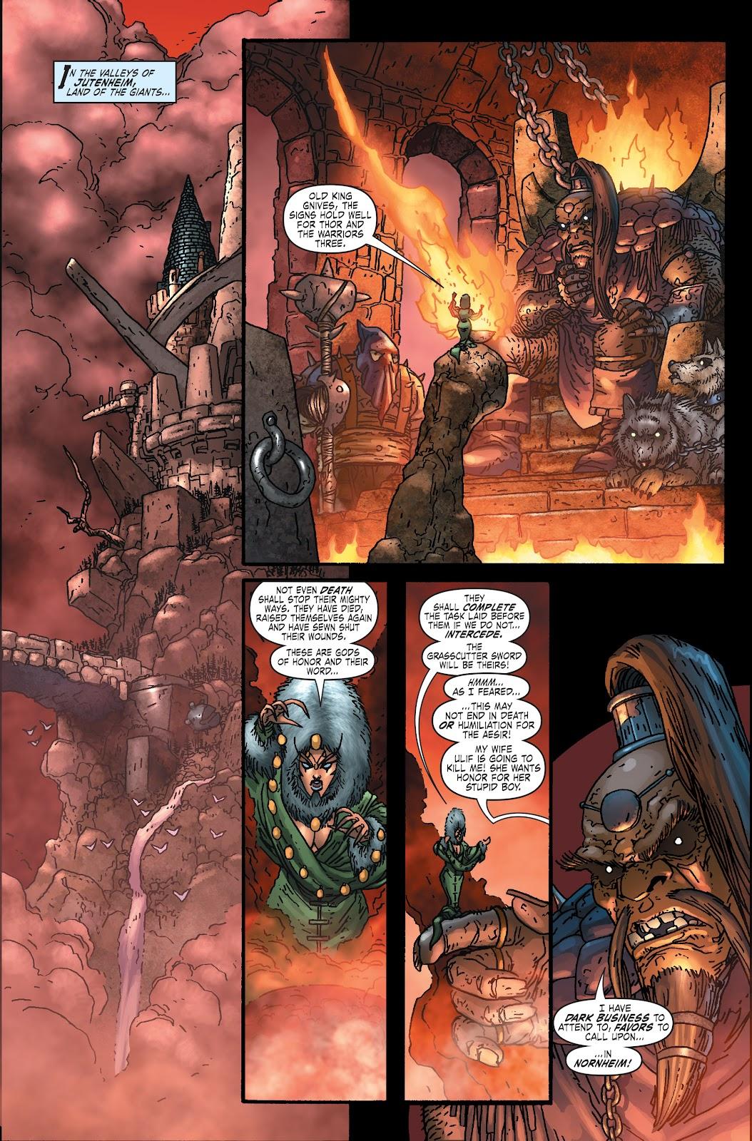 Read online Thor: Ragnaroks comic -  Issue # TPB (Part 2) - 4