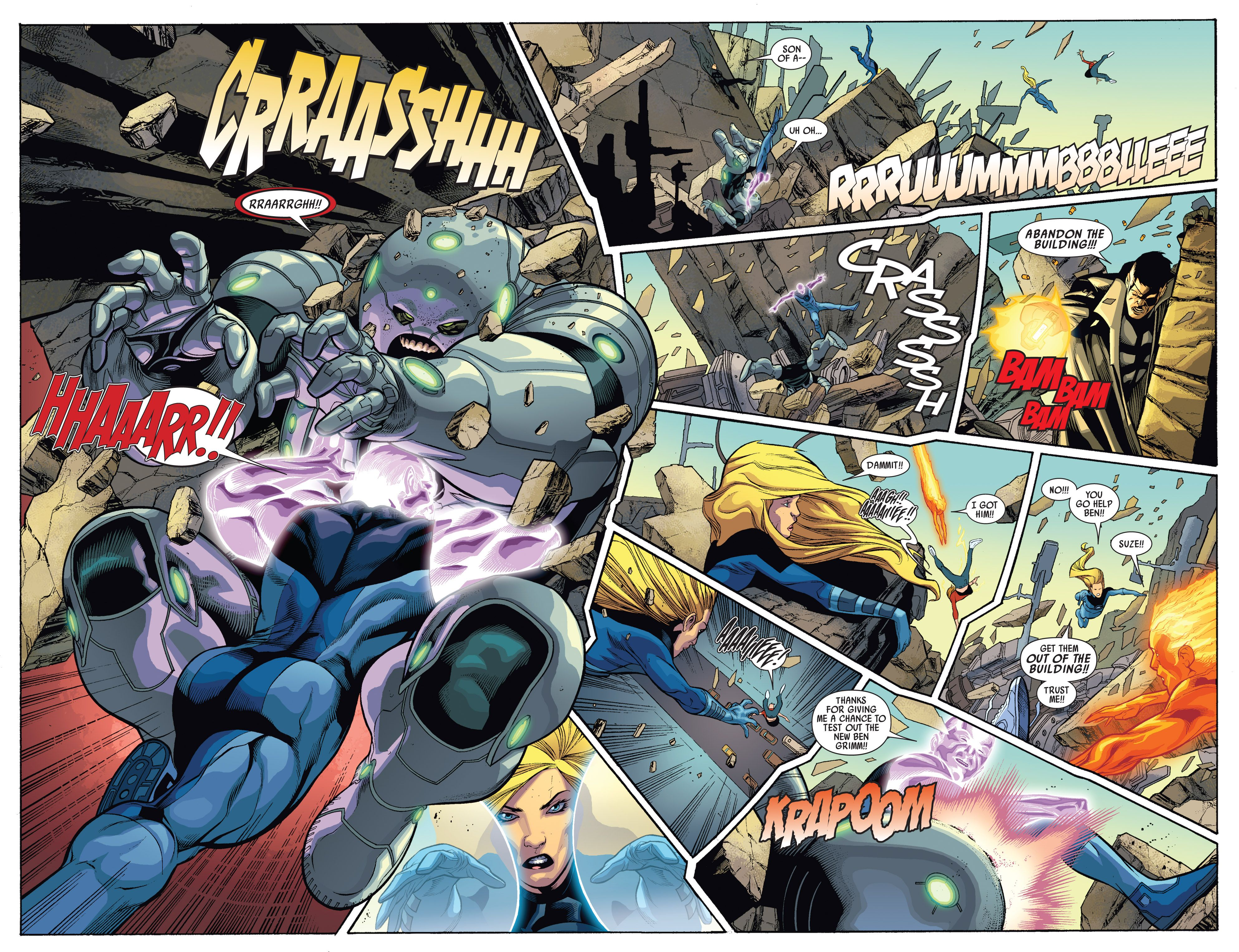 Read online Ultimate Comics Doomsday comic -  Issue # Full - 132
