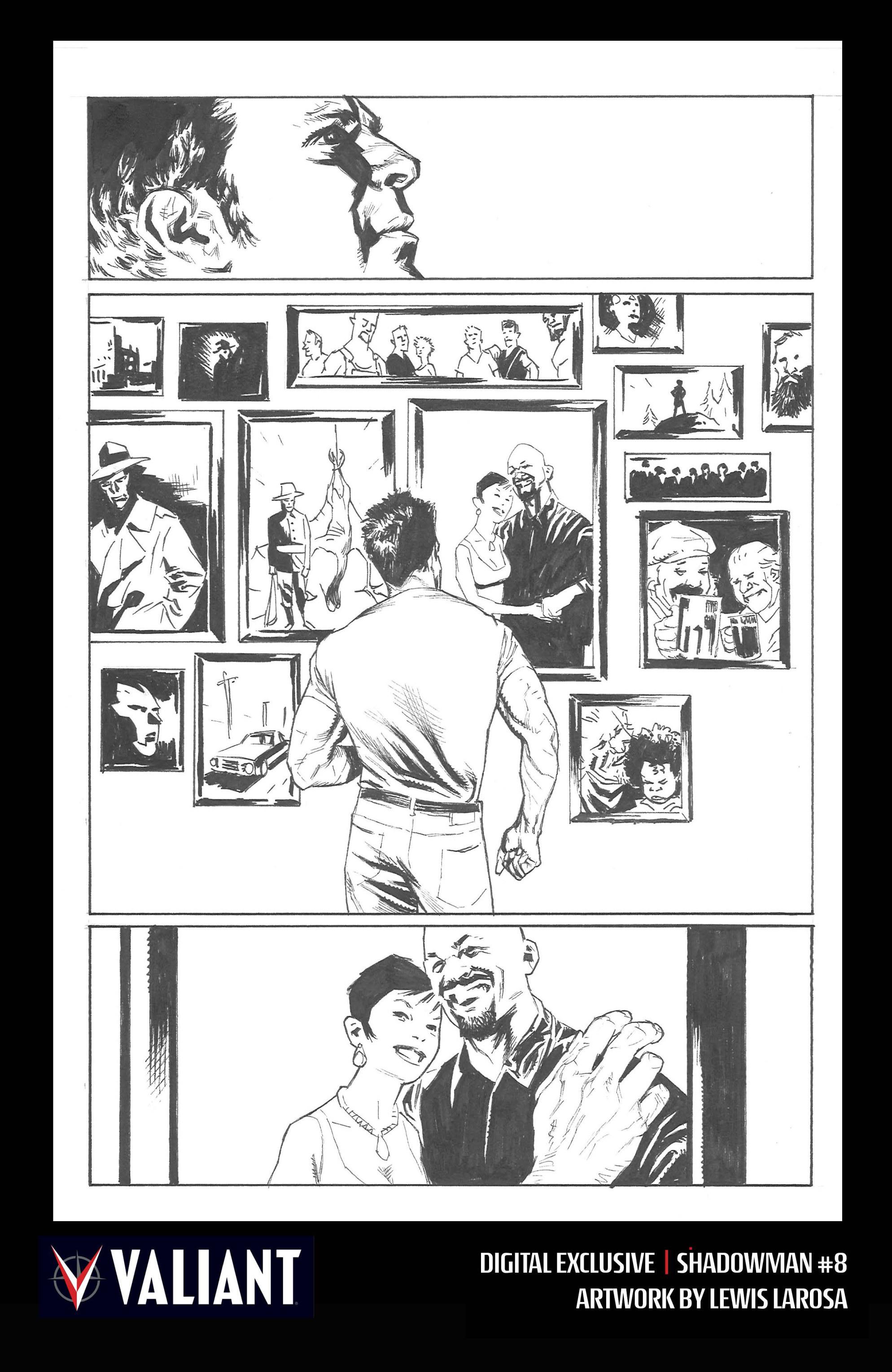 Read online Shadowman (2012) comic -  Issue #8 - 35