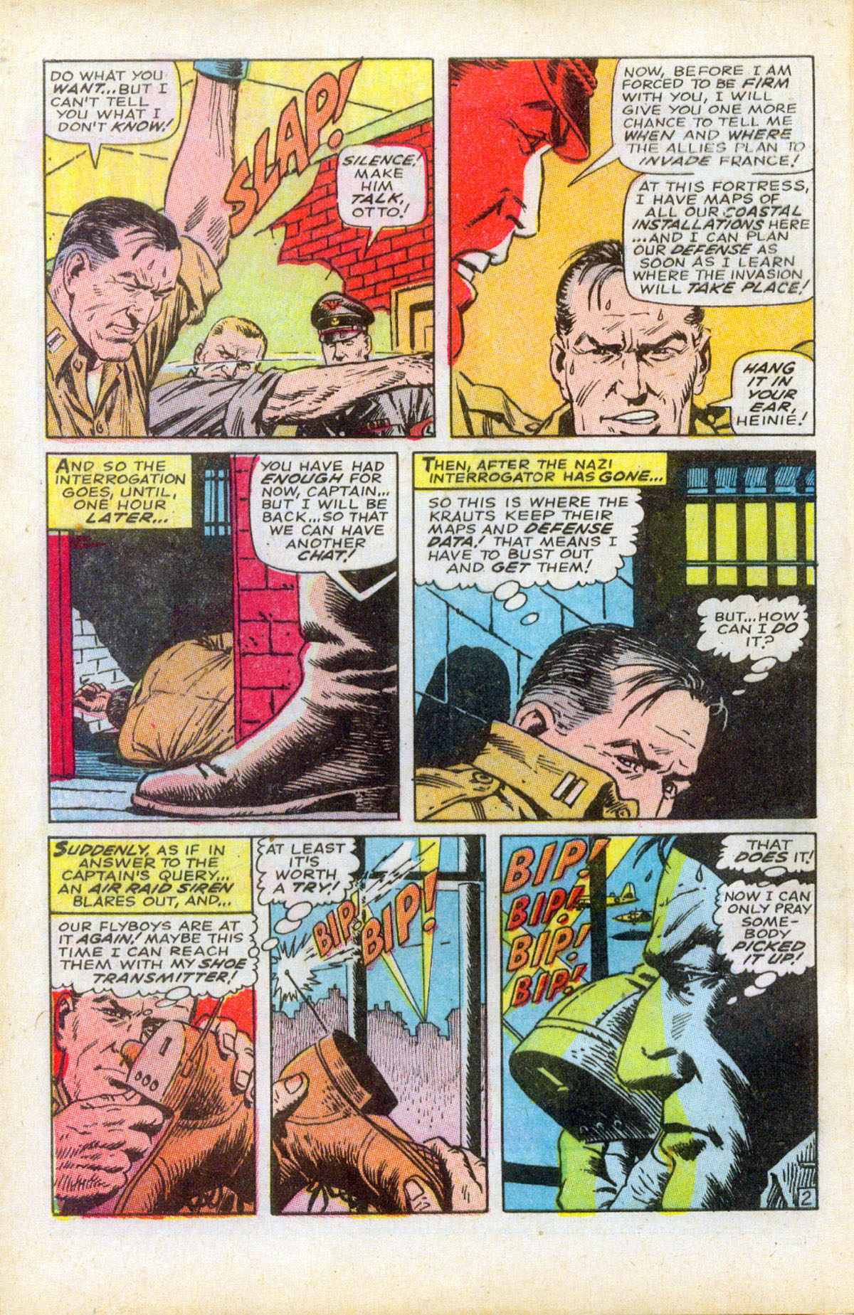 Read online Sgt. Fury comic -  Issue #61 - 4