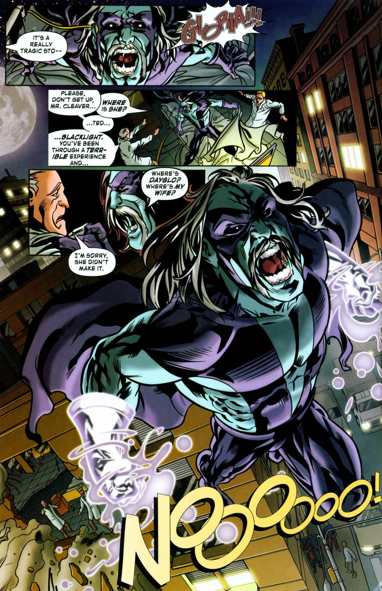 Read online ShadowHawk (2005) comic -  Issue #1 - 4