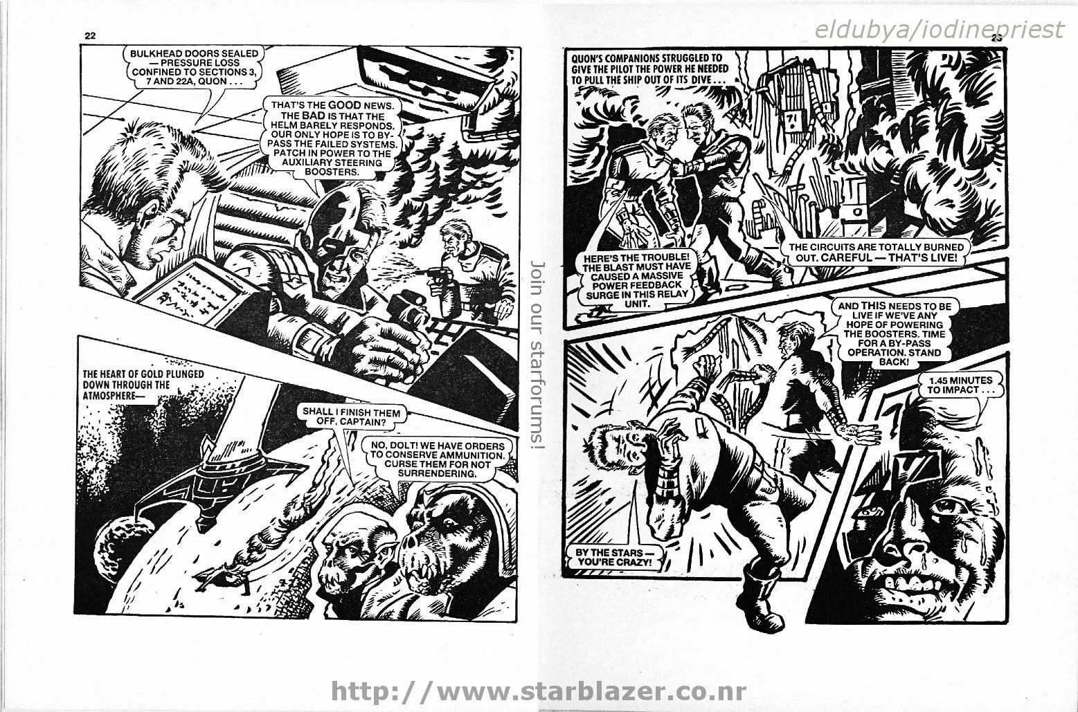 Starblazer issue 242 - Page 13
