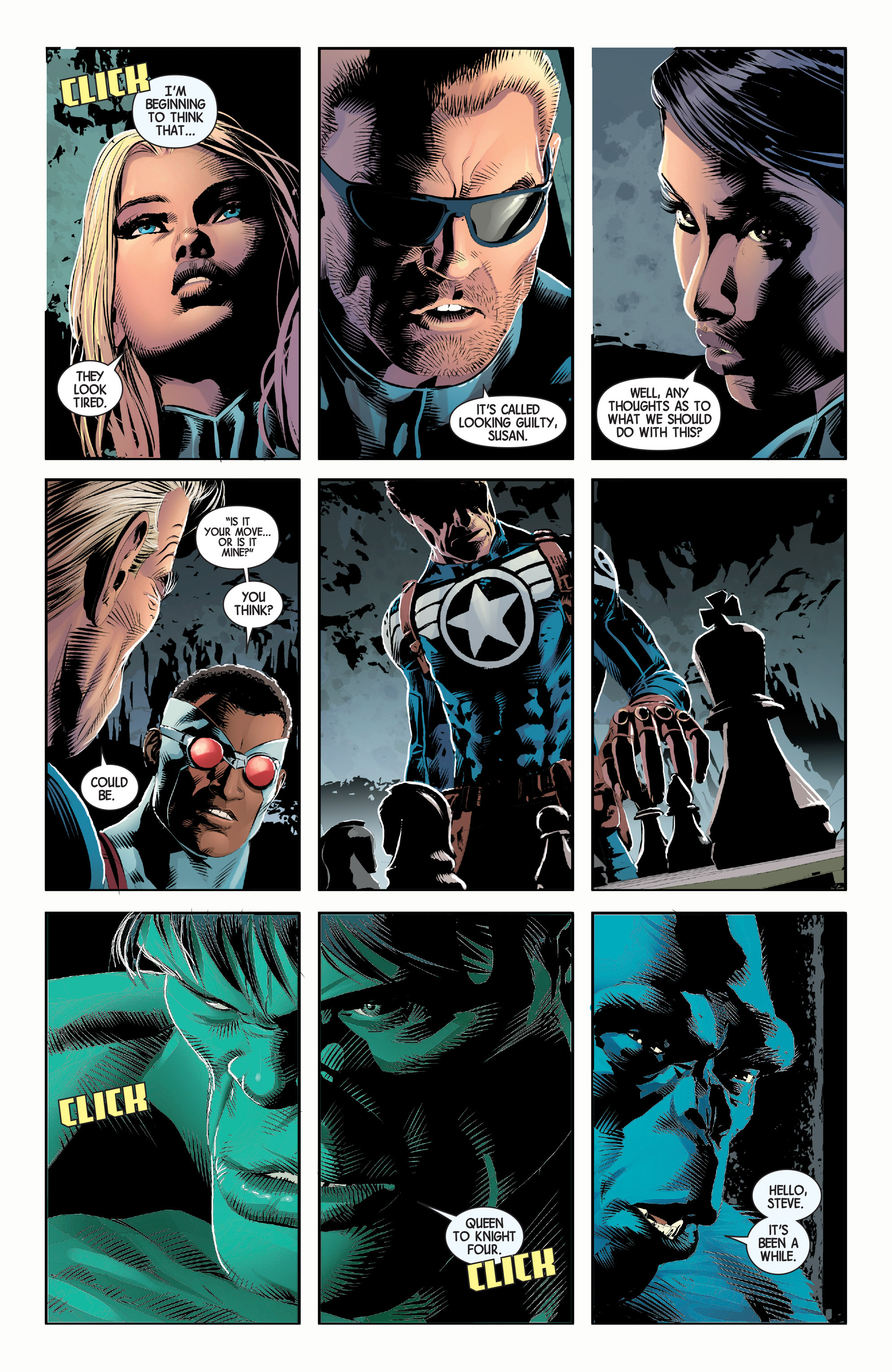 Read online Avengers (2013) comic -  Issue #37 - 12