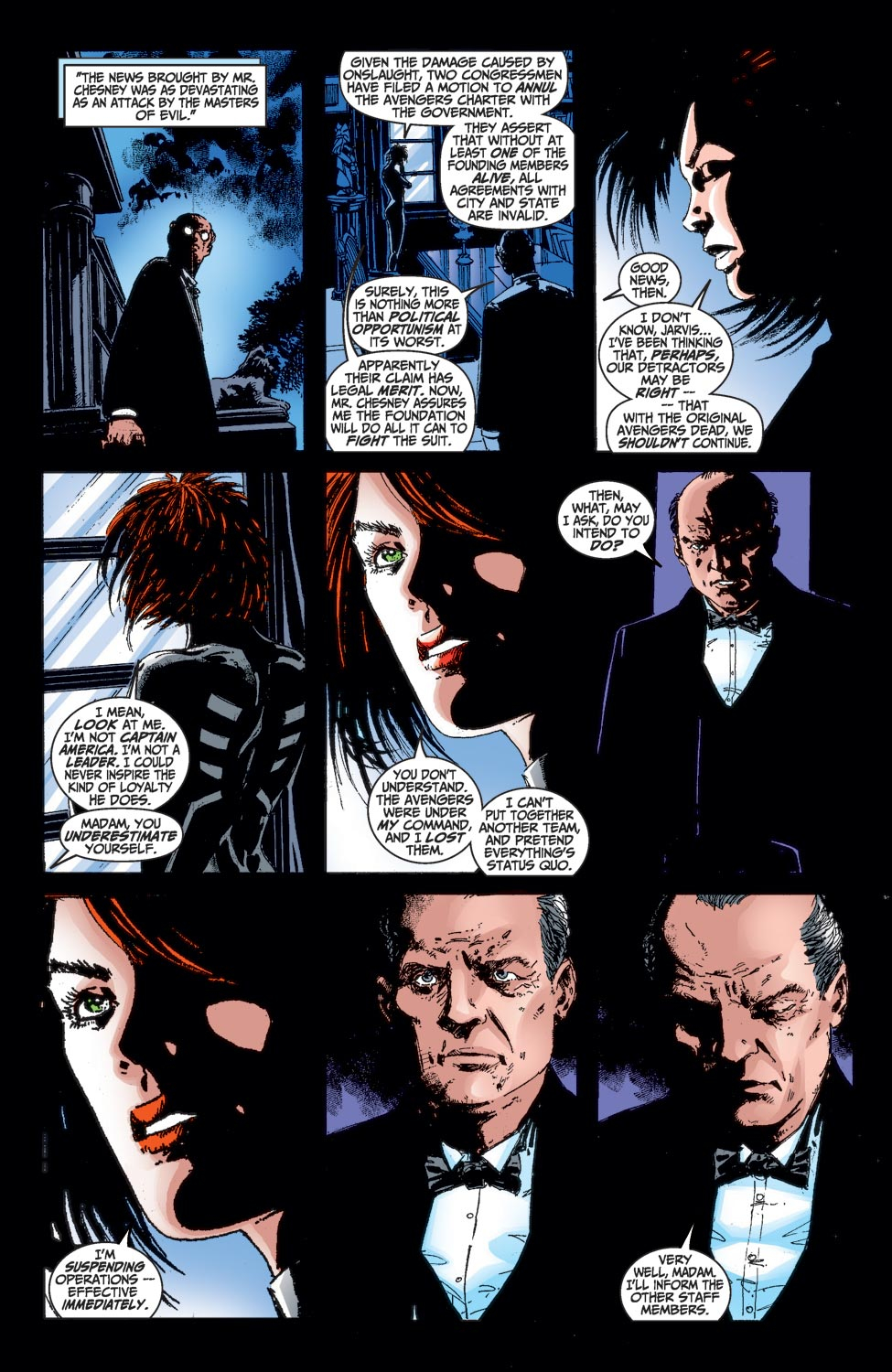 Avengers (1998) issue _Annual_1 - Page 16