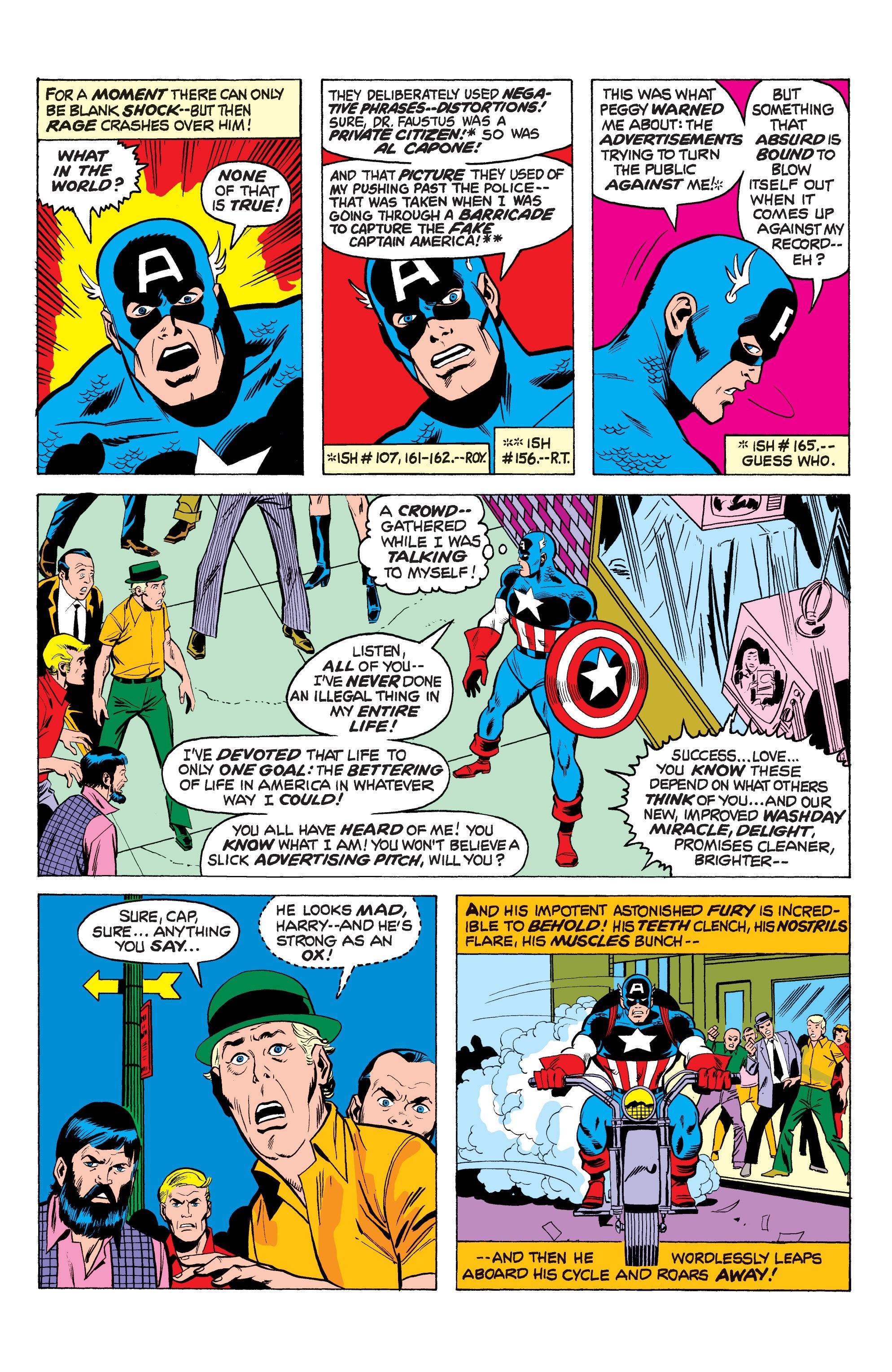 Marvel Masterworks: Captain America TPB_8_(Part_3) Page 1