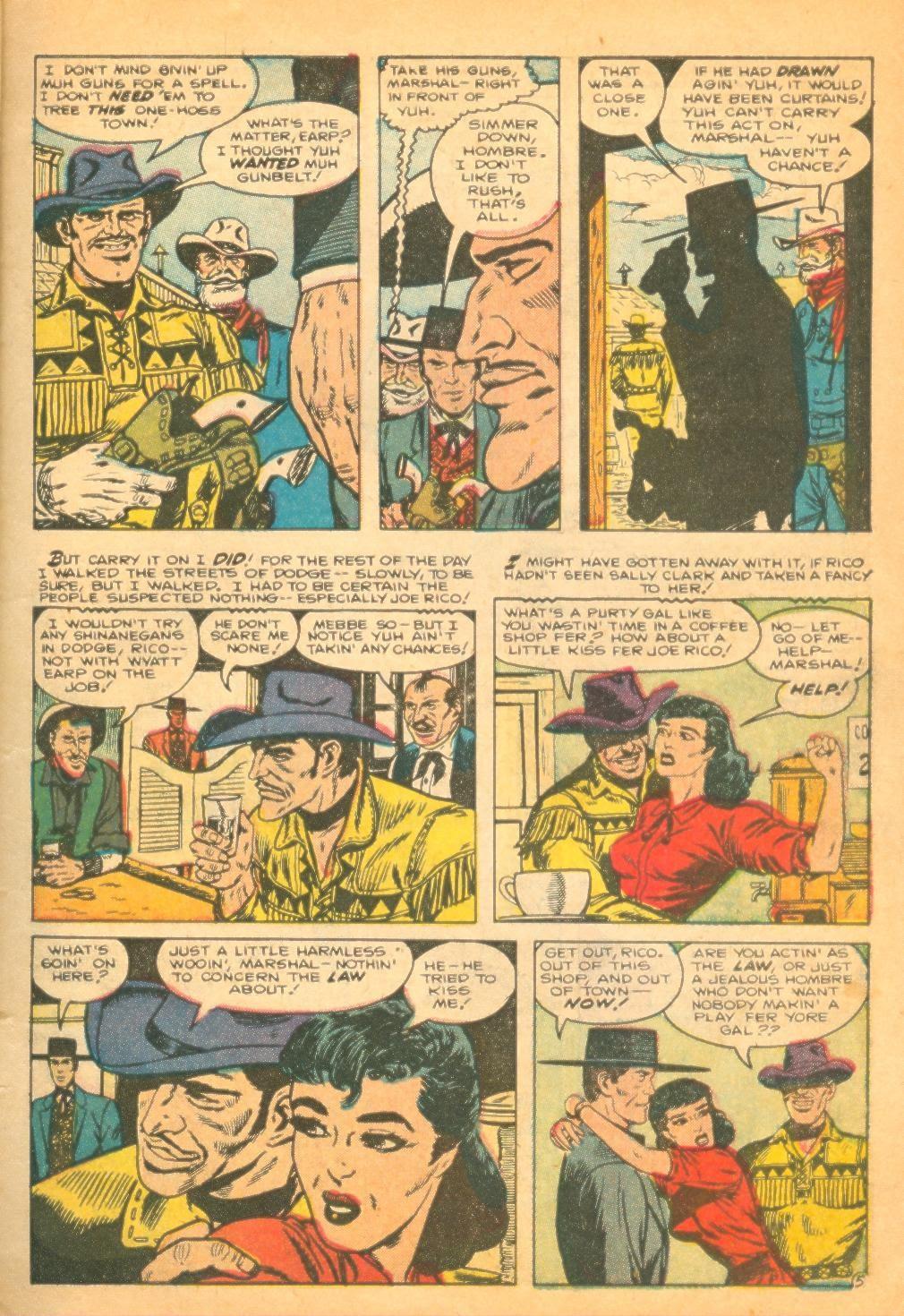 Wyatt Earp issue 21 - Page 7